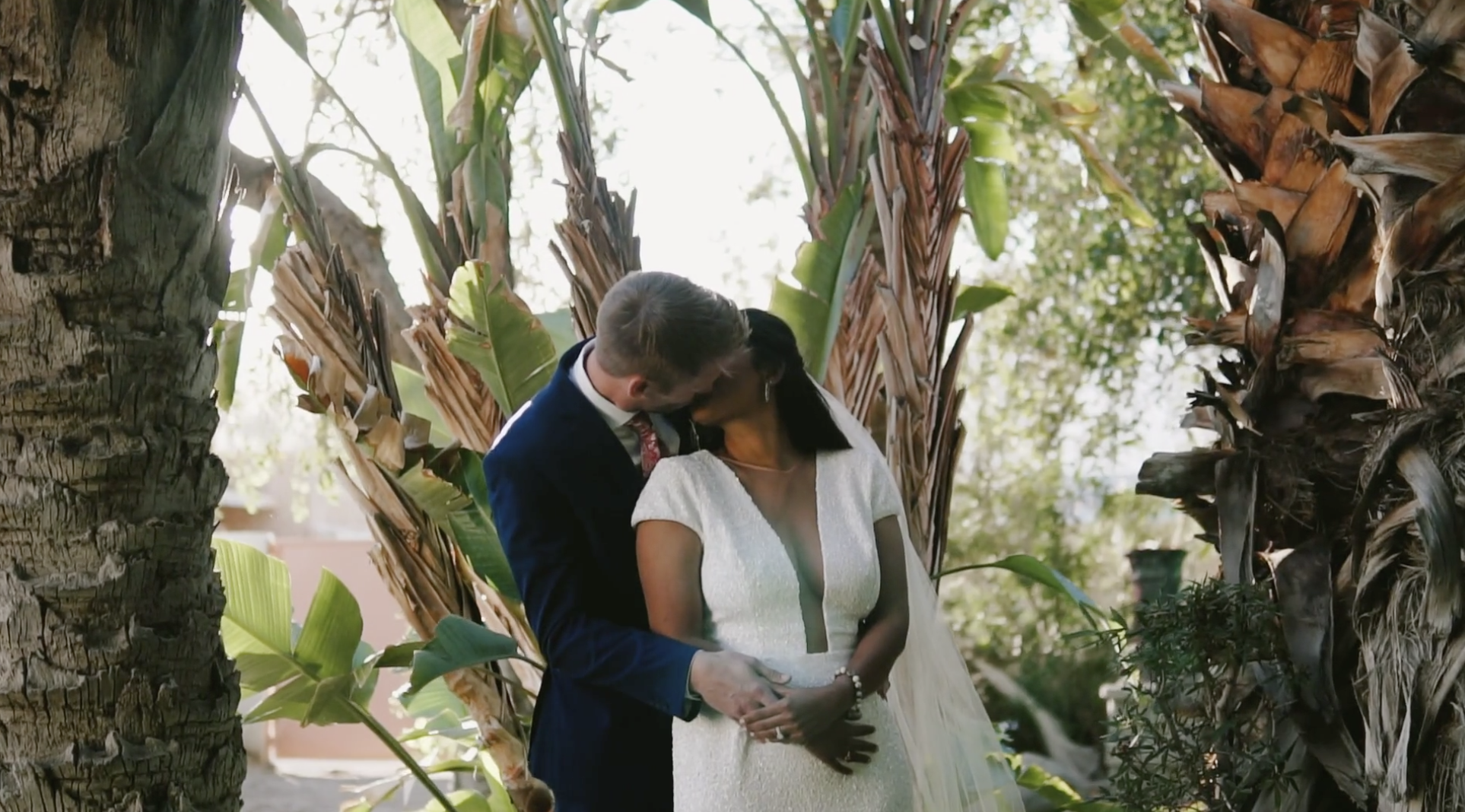 Jordan + Brad | Palm Springs, California | Historic Cree Estate