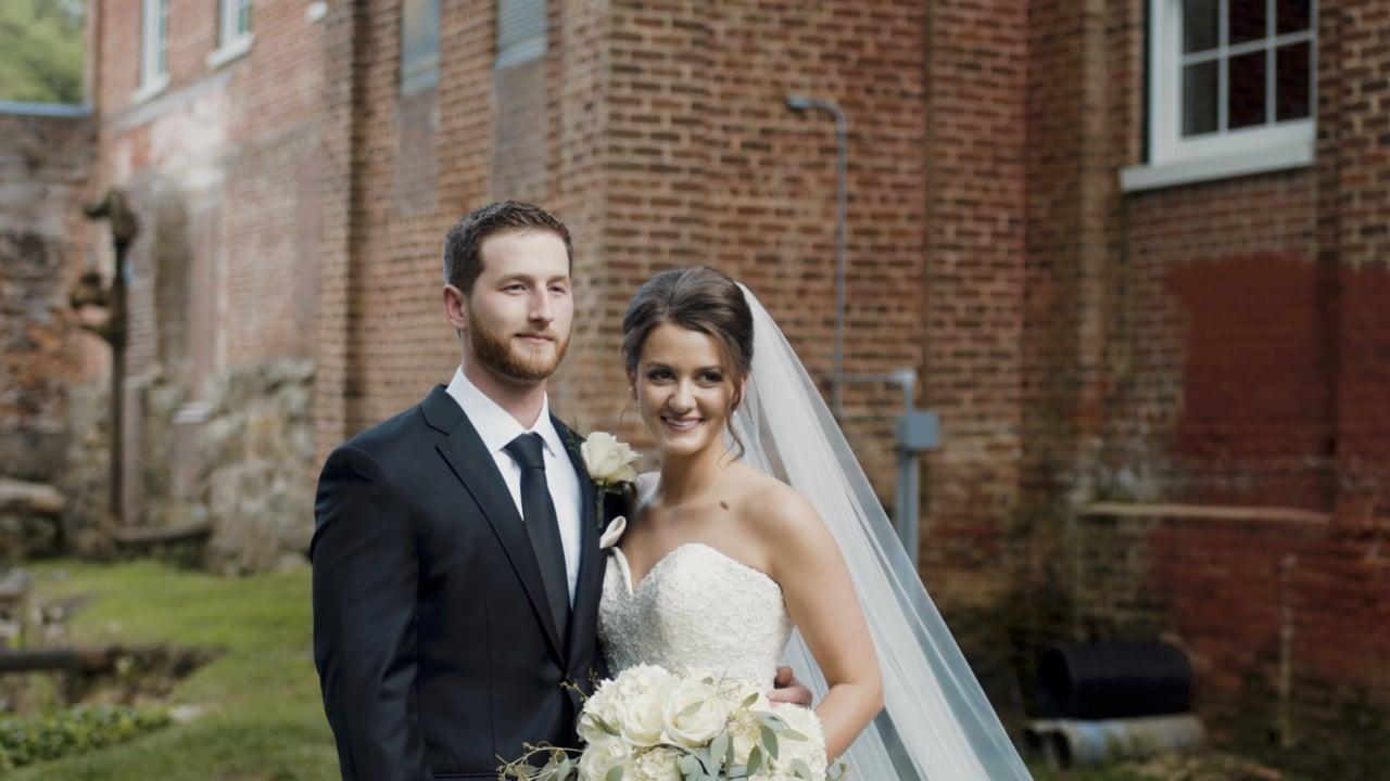 Bryan + Emily | Lincolnton, North Carolina | Laboratory Mill