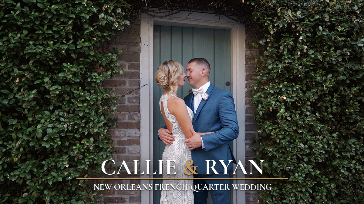Callie + Ryan | New Orleans, Louisiana | Beauregard-Keyes House