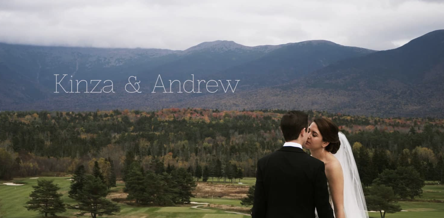 Kinza + Andrew | Carroll, New Hampshire | Omni Mount Washington Resort