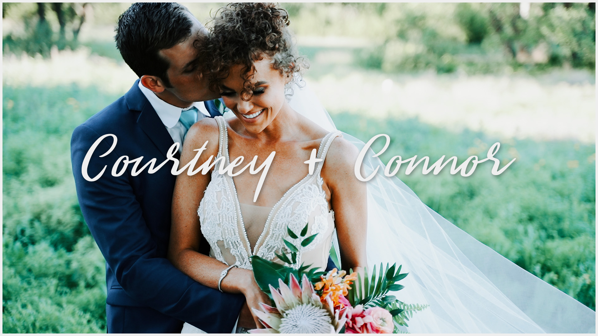 Courtney + Connor | Dripping Springs, Texas | Prospect House