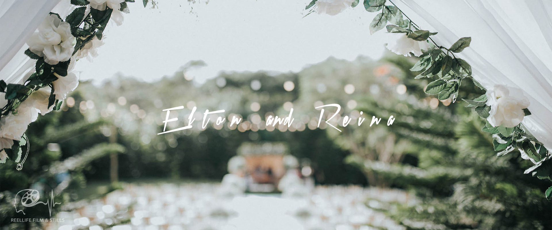 Elton + Reina | Tagaytay, Philippines | the farmhills garden