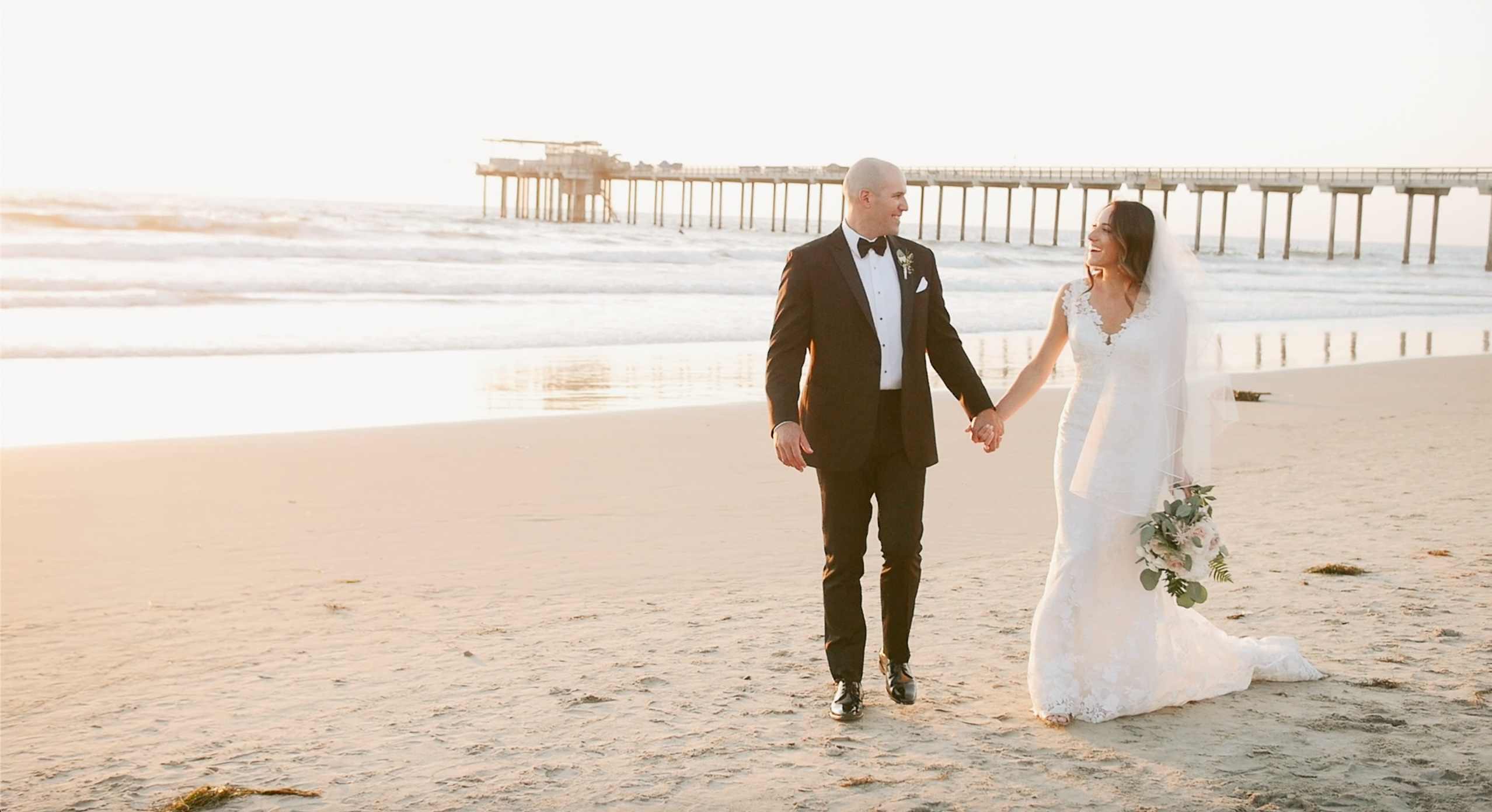 Shannon + Craig | San Diego, California | Scripps Seaside Forum