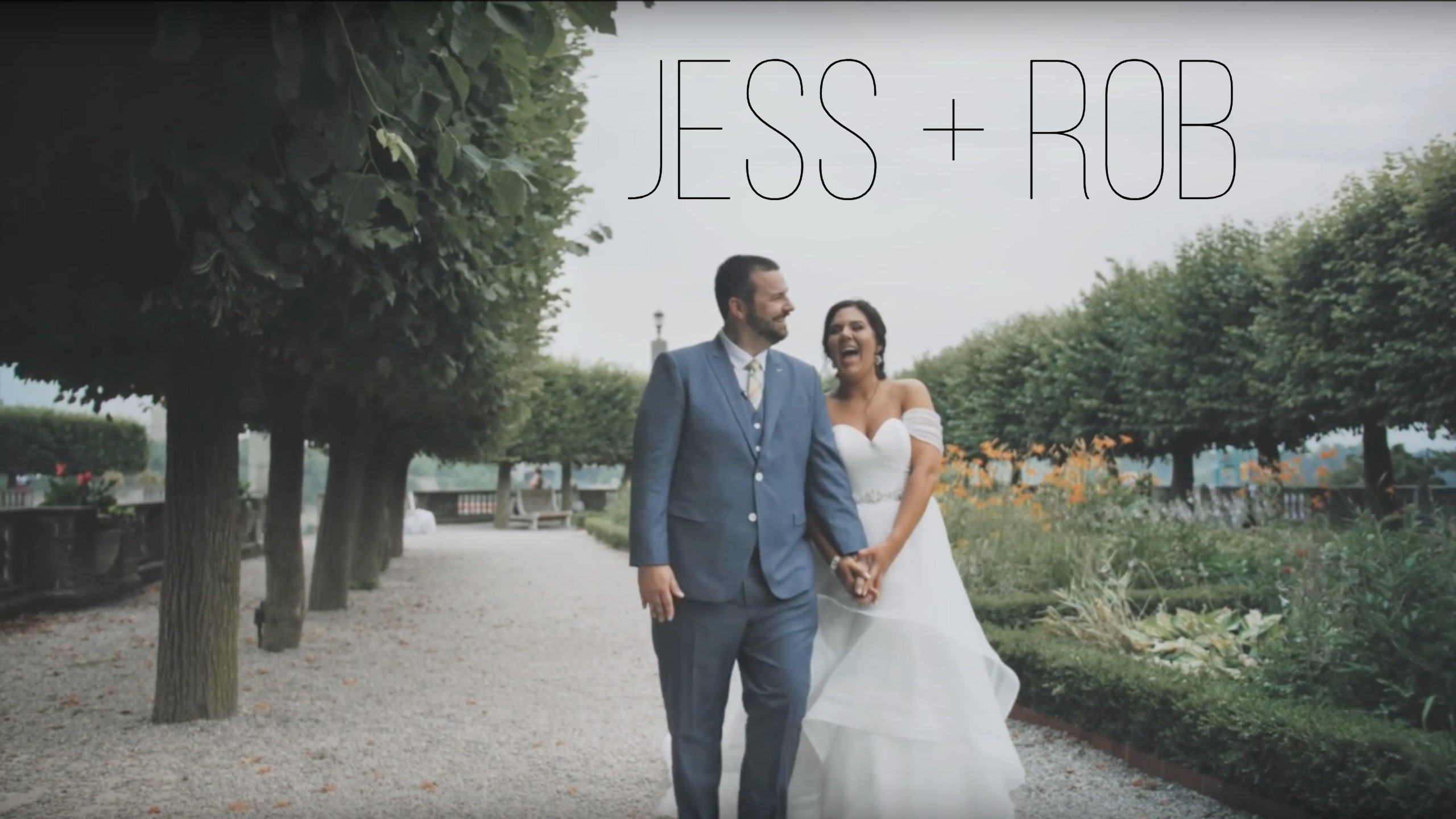 Jess + Rob | St. Catharines, Canada | Stone Mill Inn