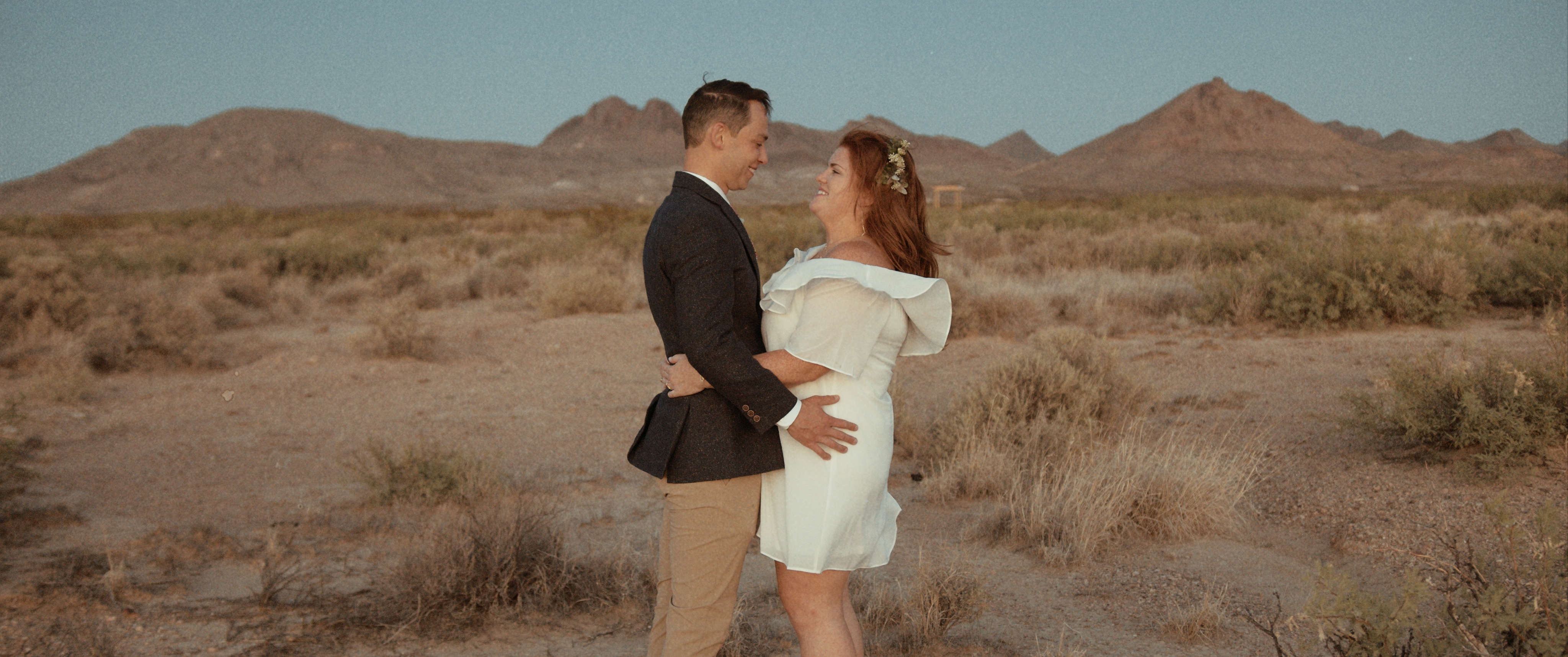 Gavin + Kelly | Terlingua, Texas | A Campsite