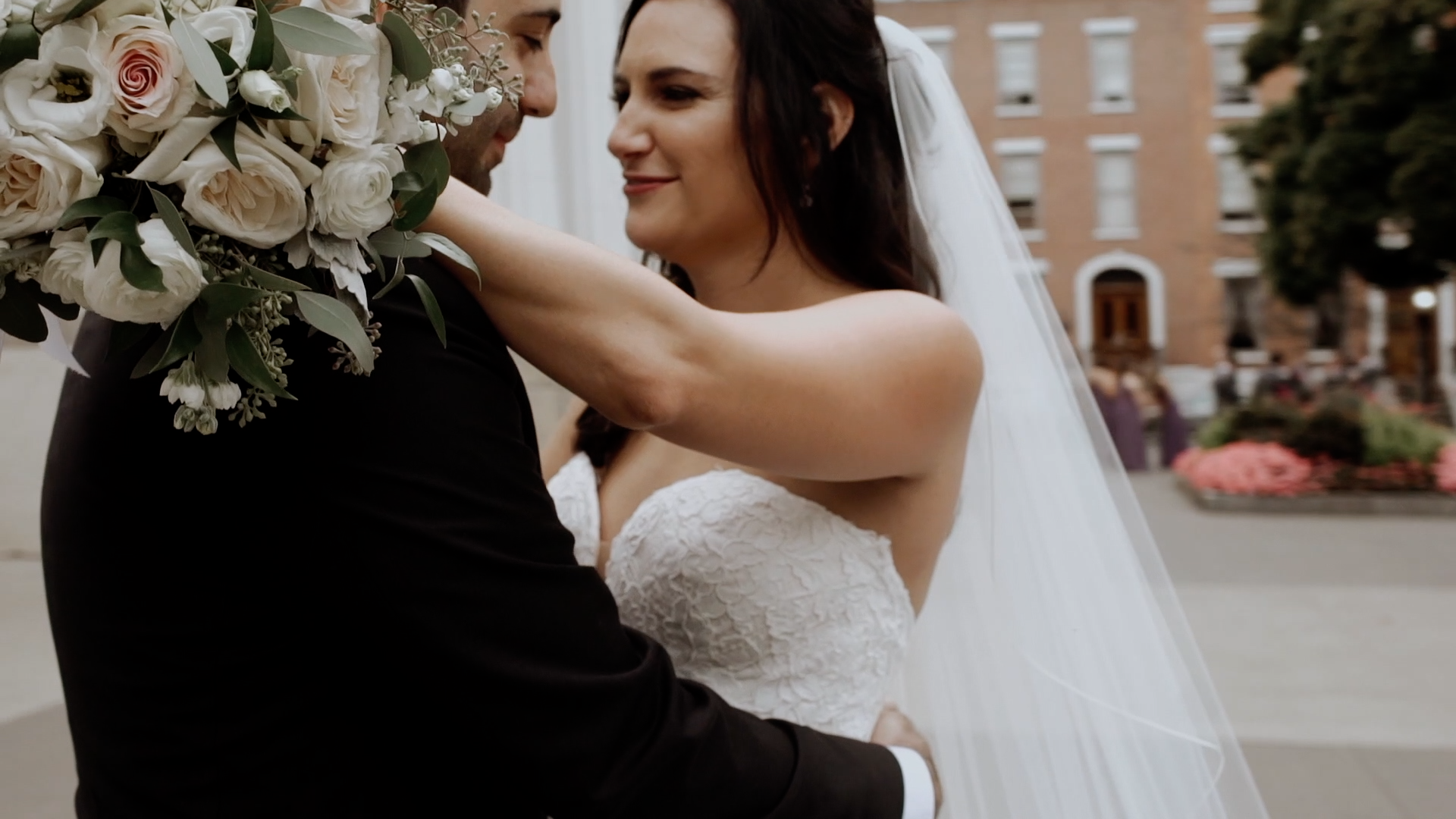 Michaela + Michael | Troy, New York | Revolution Hall