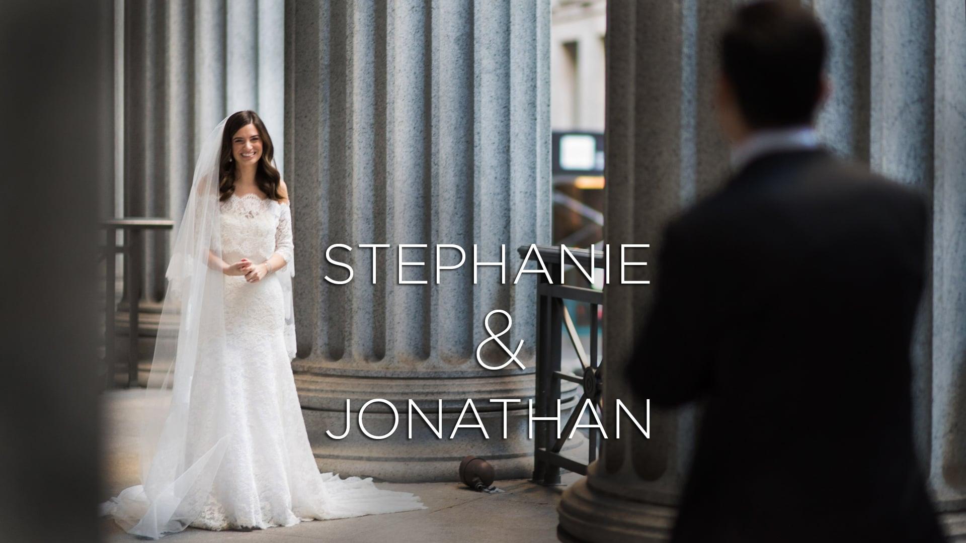Stephanie + Jonathan | New York, New York | Cipriani Wall Street