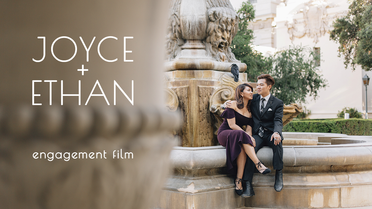 Joyce + Ethan | Pasadena, California | pasadena city hall