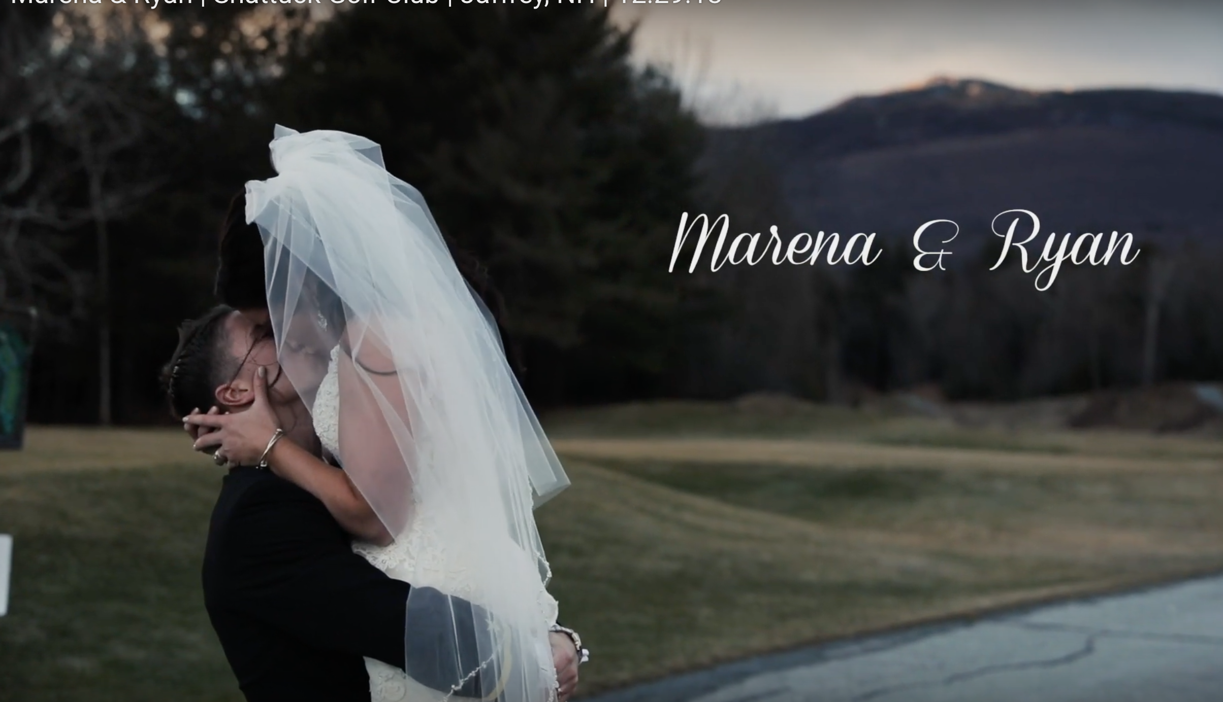 Marena + Ryan | Jaffrey, New Hampshire | Shattuck Golf Club