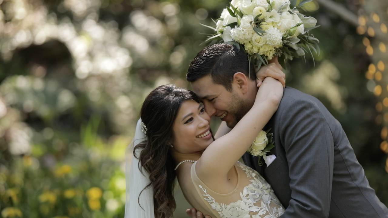 Hanh + Behzad | Los Gatos, California | Nestldown