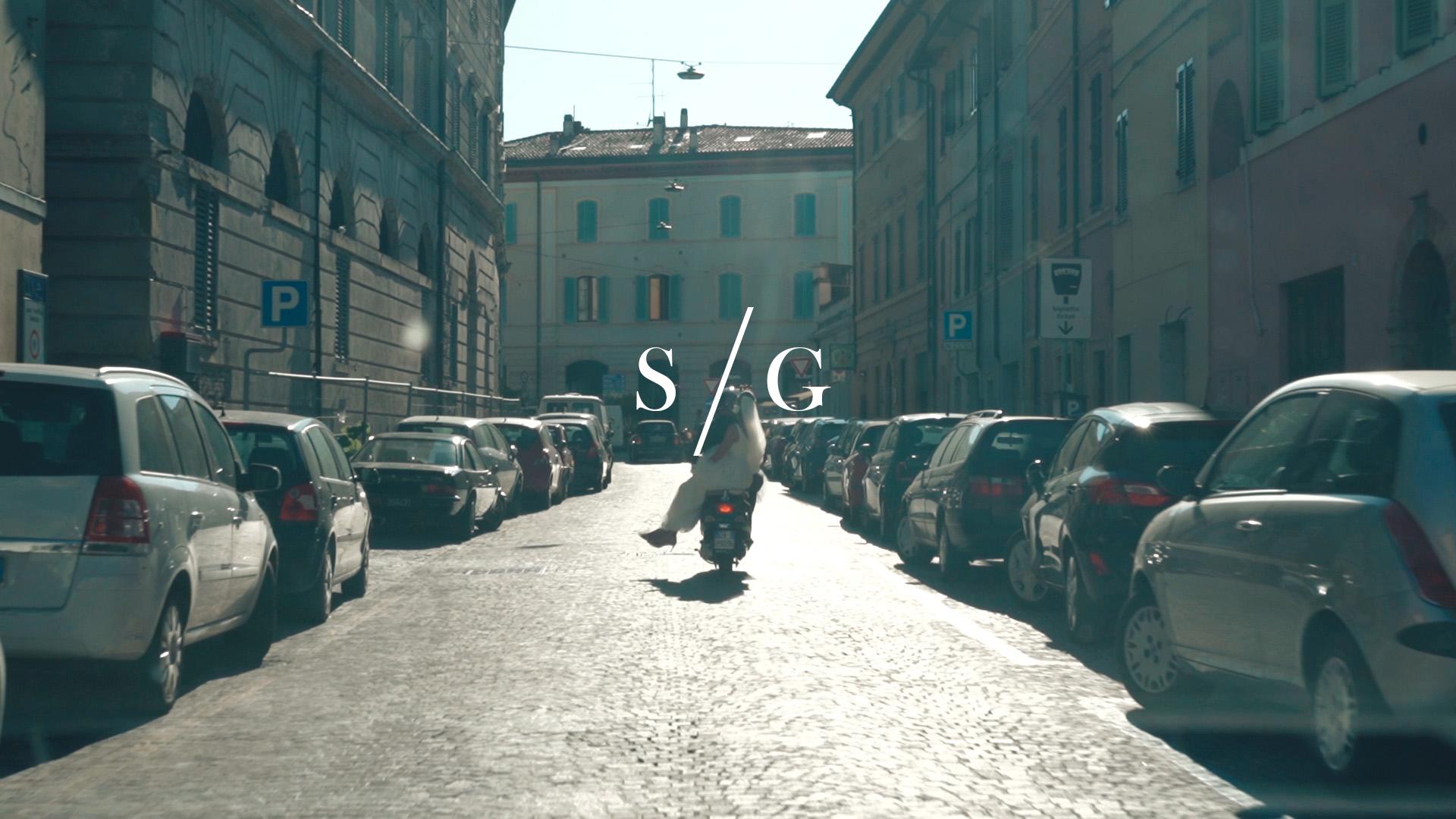Silvia + Gianmarco | Pesaro, Italy | villa