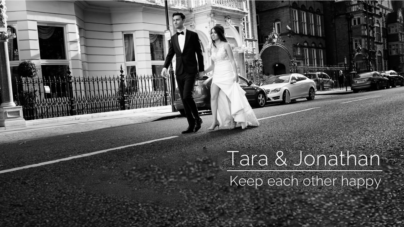 Tara + Johnatan | London, United Kingdom | Millennium Gloucester Hotel