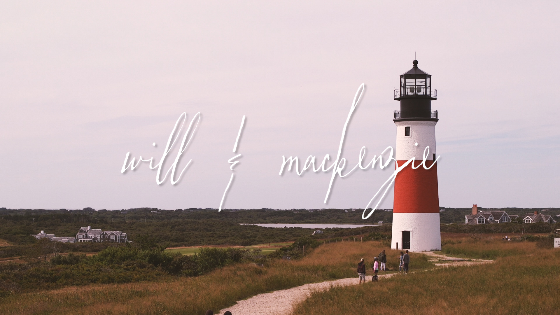Will + Mackenzie | Nantucket, Massachusetts | The Summer House