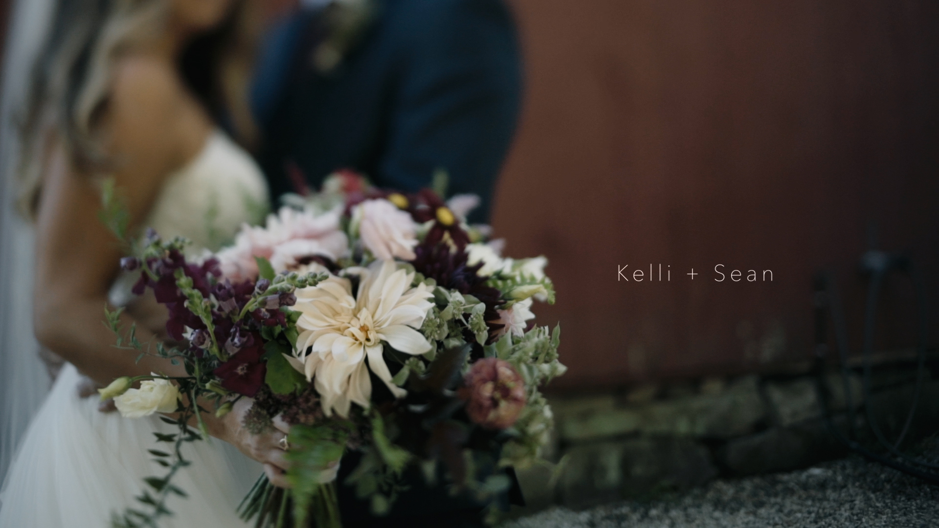 Kelli + Sean | Pownal, Maine | William Allen Farm