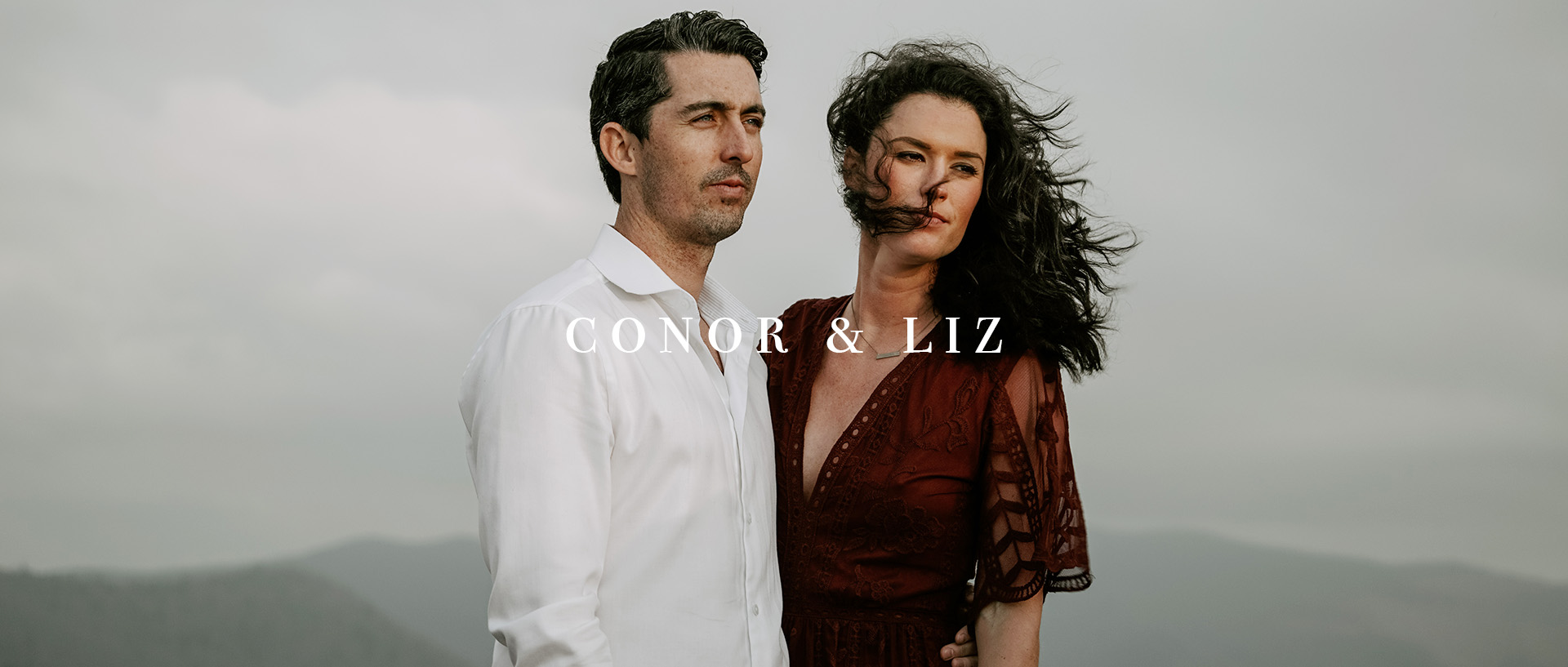 Conor Buckley + Liz Atkison | ,  |