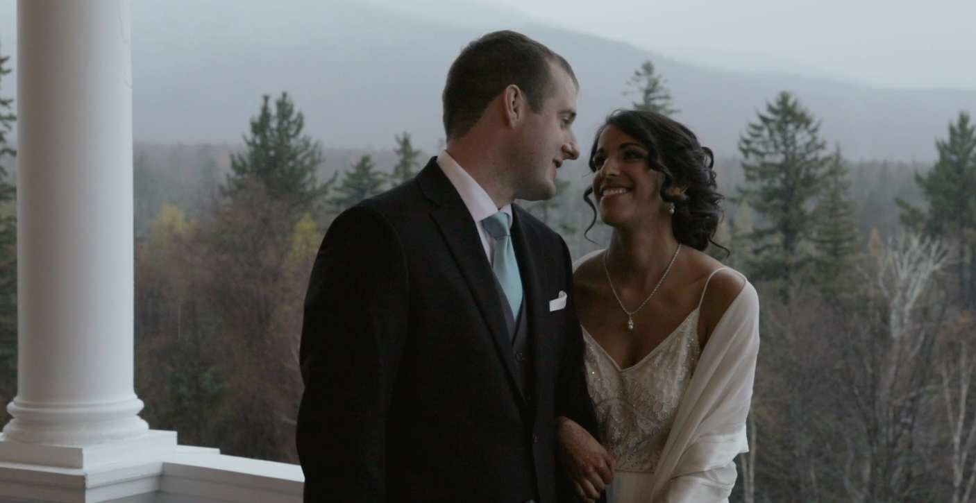 Shailey + Graham | New Hampshire, New Hampshire | Omni Mount Washington Resort