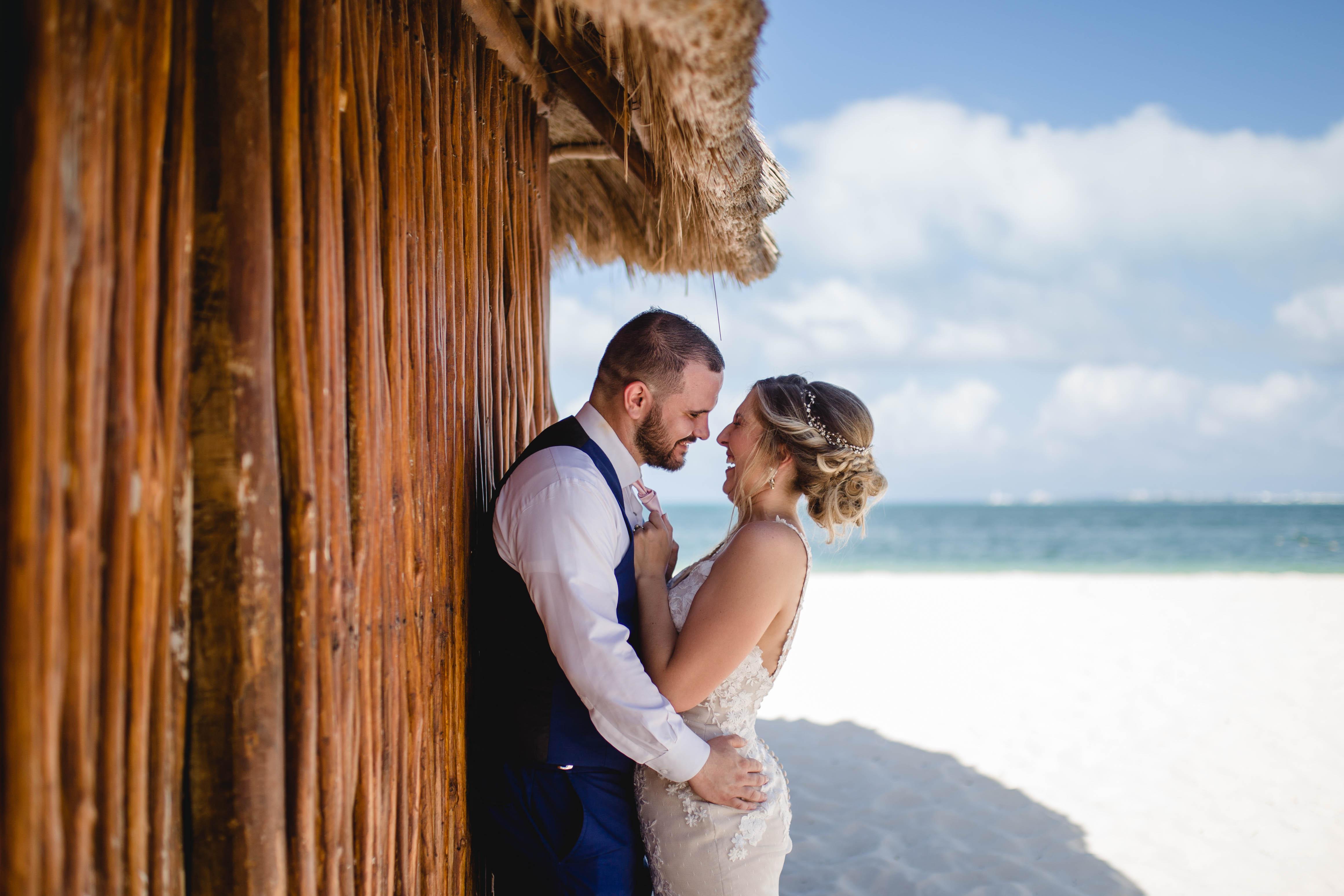 Amanda + Bill | Cancún, Mexico | Finest Playa Mujeres