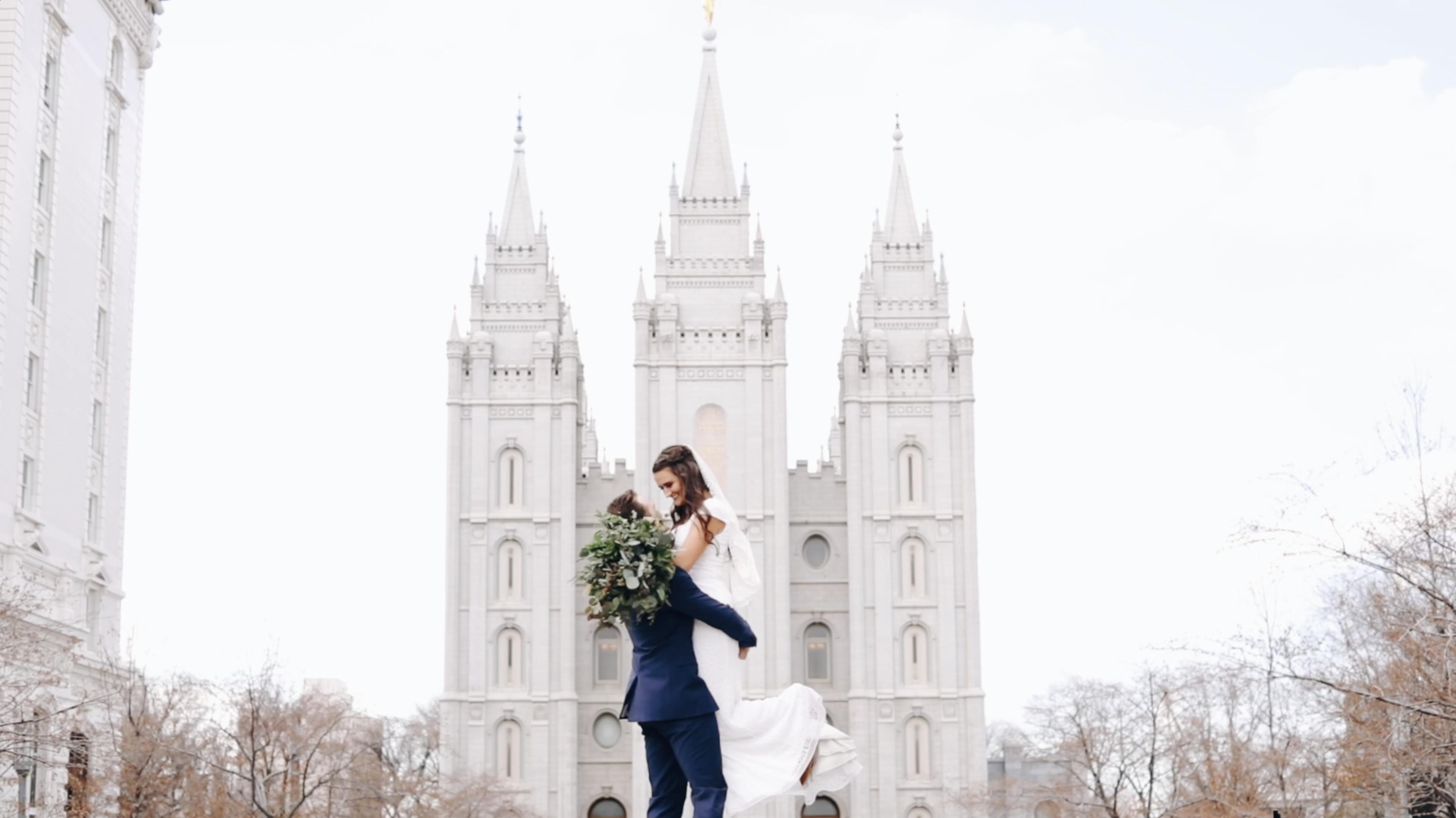 Ethan + Paige | Alpine, Utah | Knot & Pine