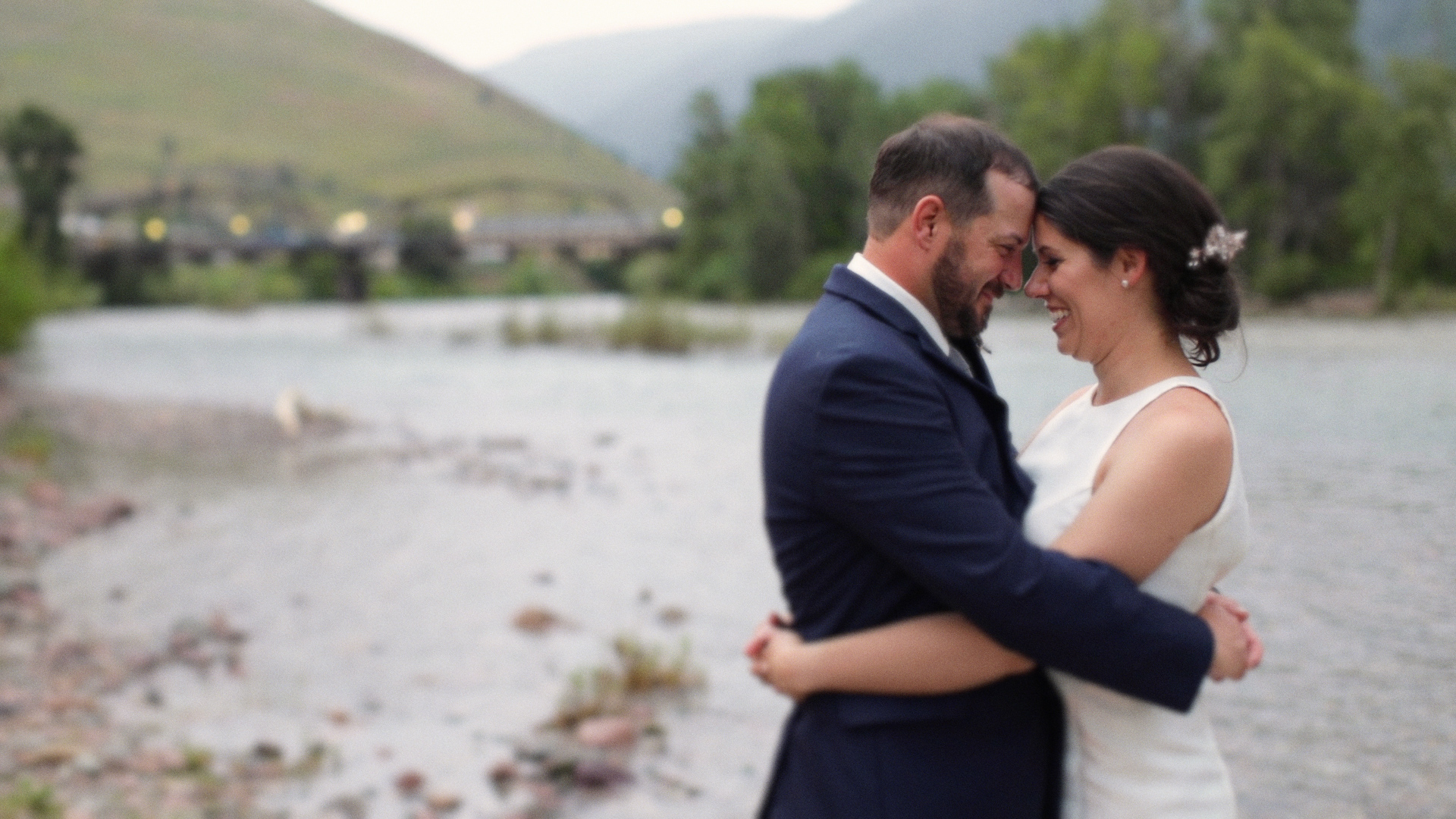 Amber + Brandon | Missoula, Montana | DoubleTree by Hilton