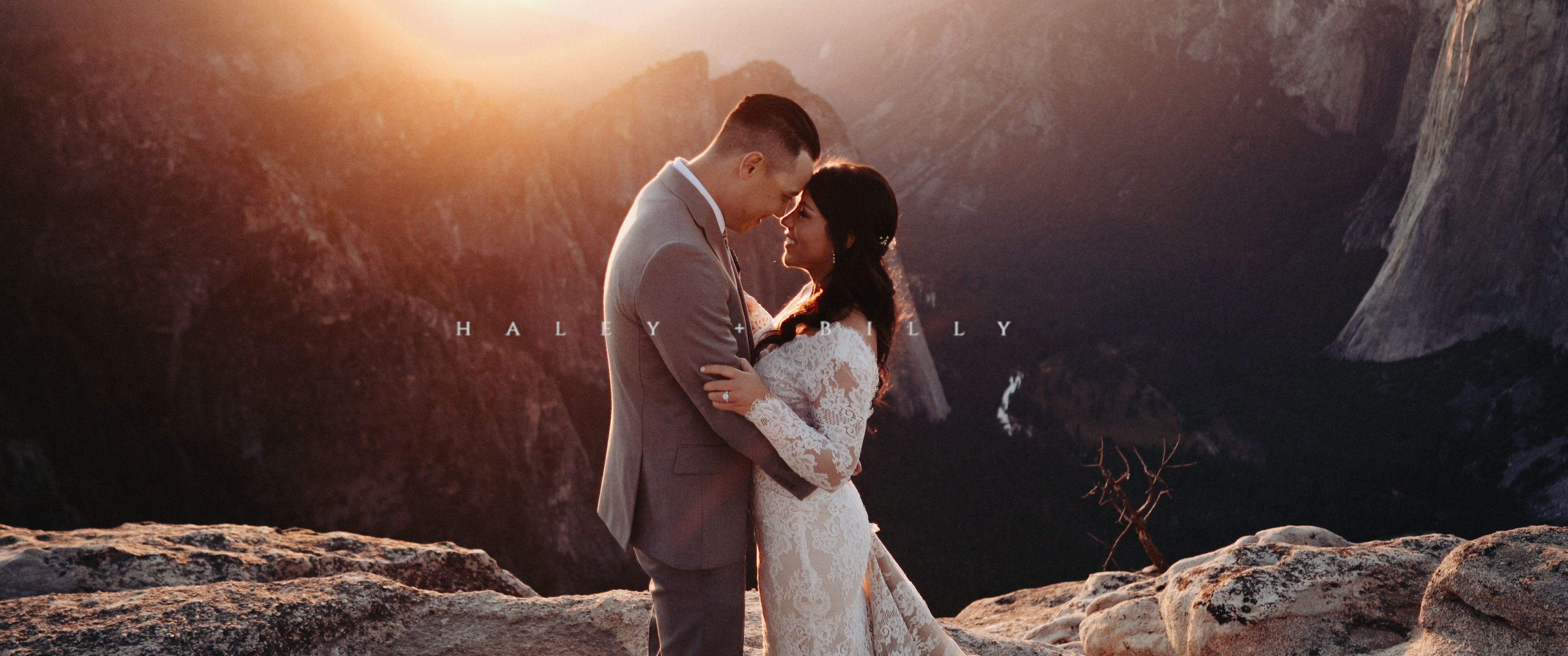 Haley + Billy | California, California | Yosemite National Park