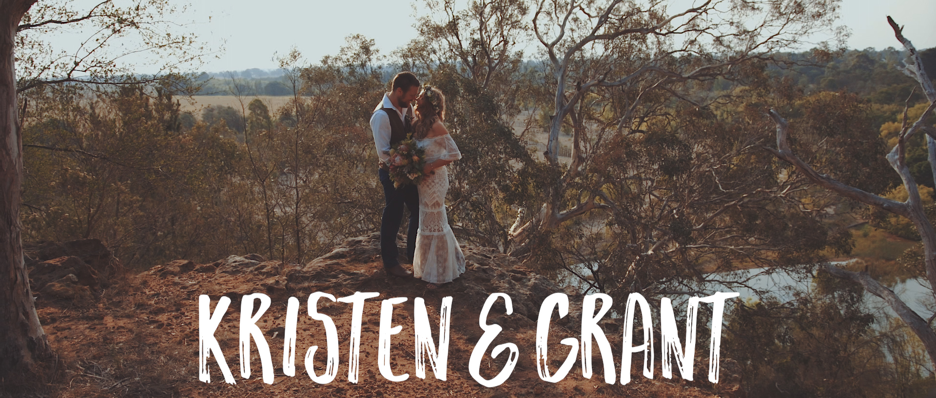 Kristen + Grant | Stratford, Australia | The Brides Family Farm