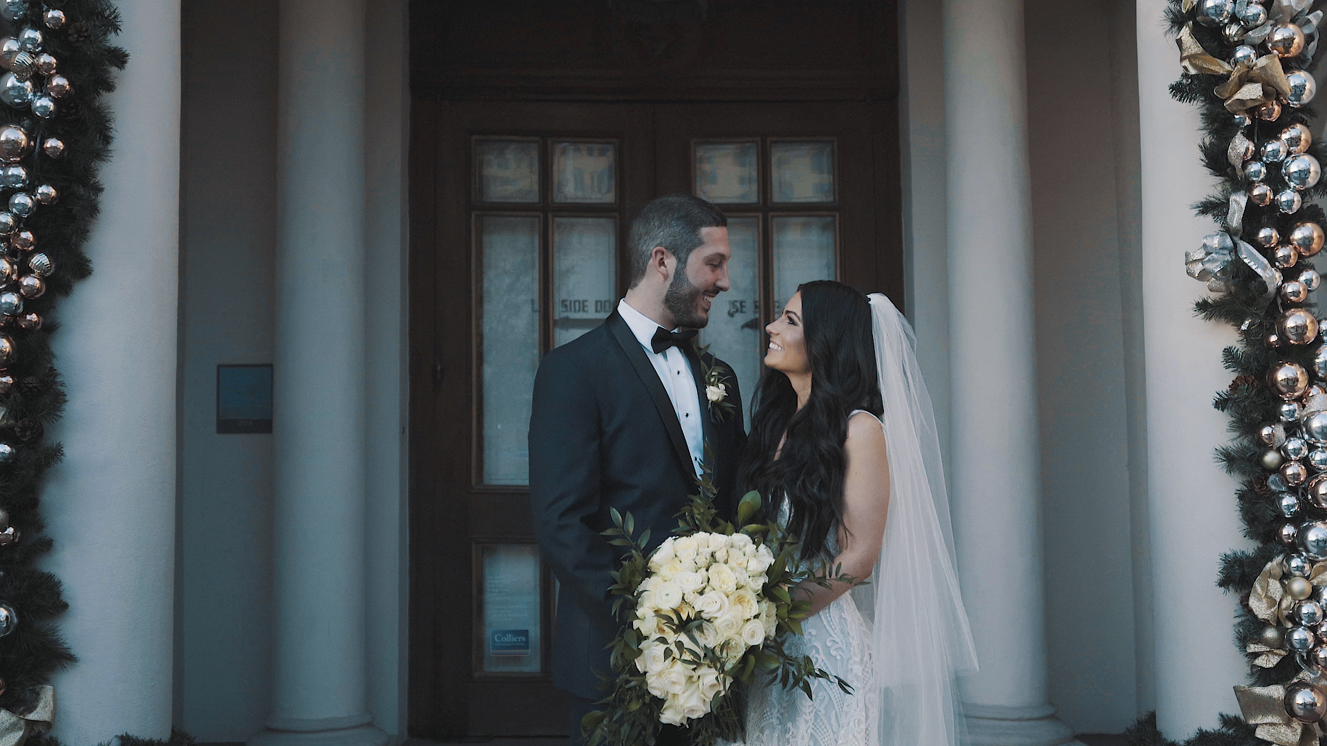 Nicole + Jack   Coral Gables, Florida   The Colonnade Hotel