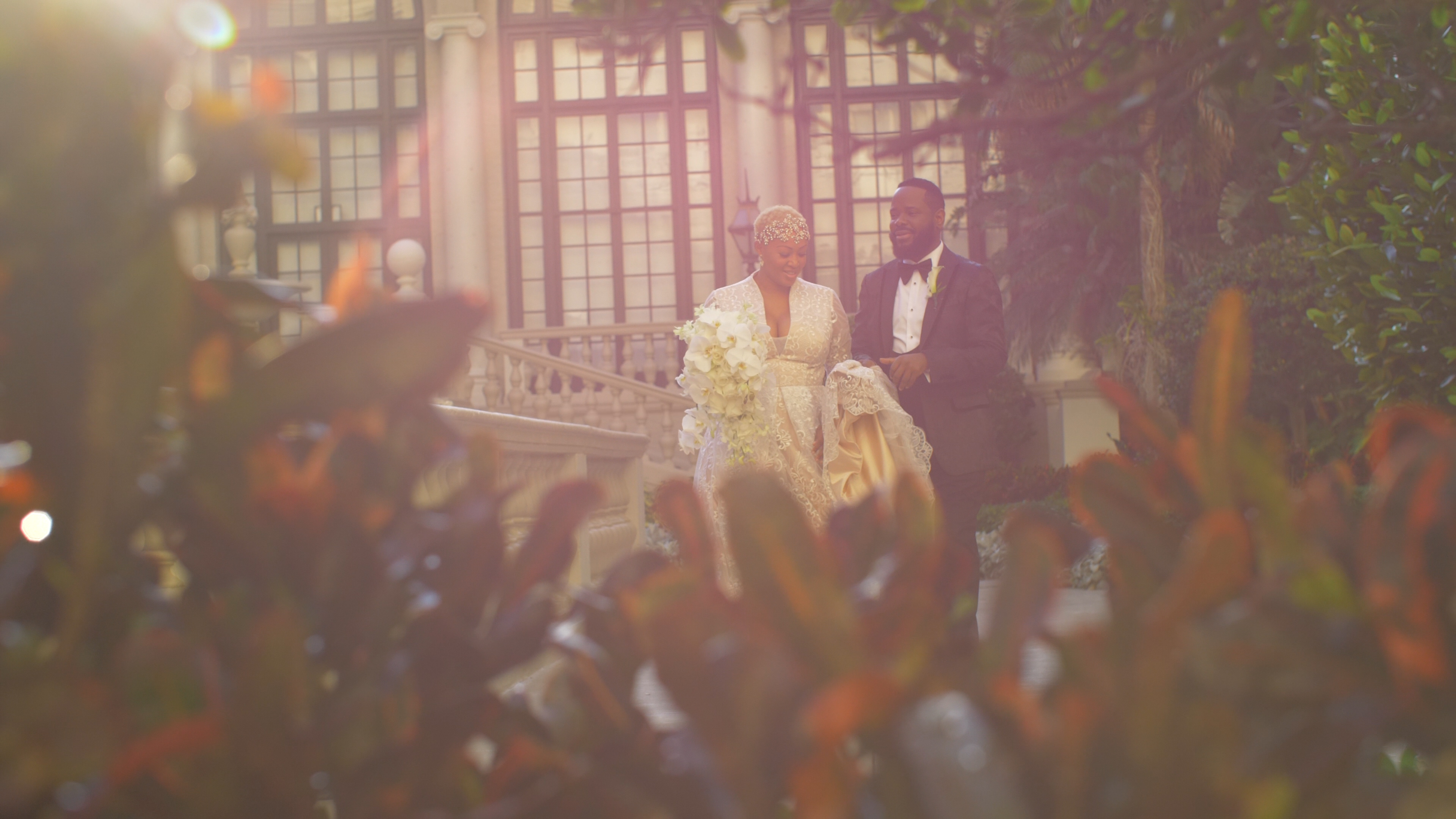 Chris + Angel | Palm Beach, Florida | The Breakers