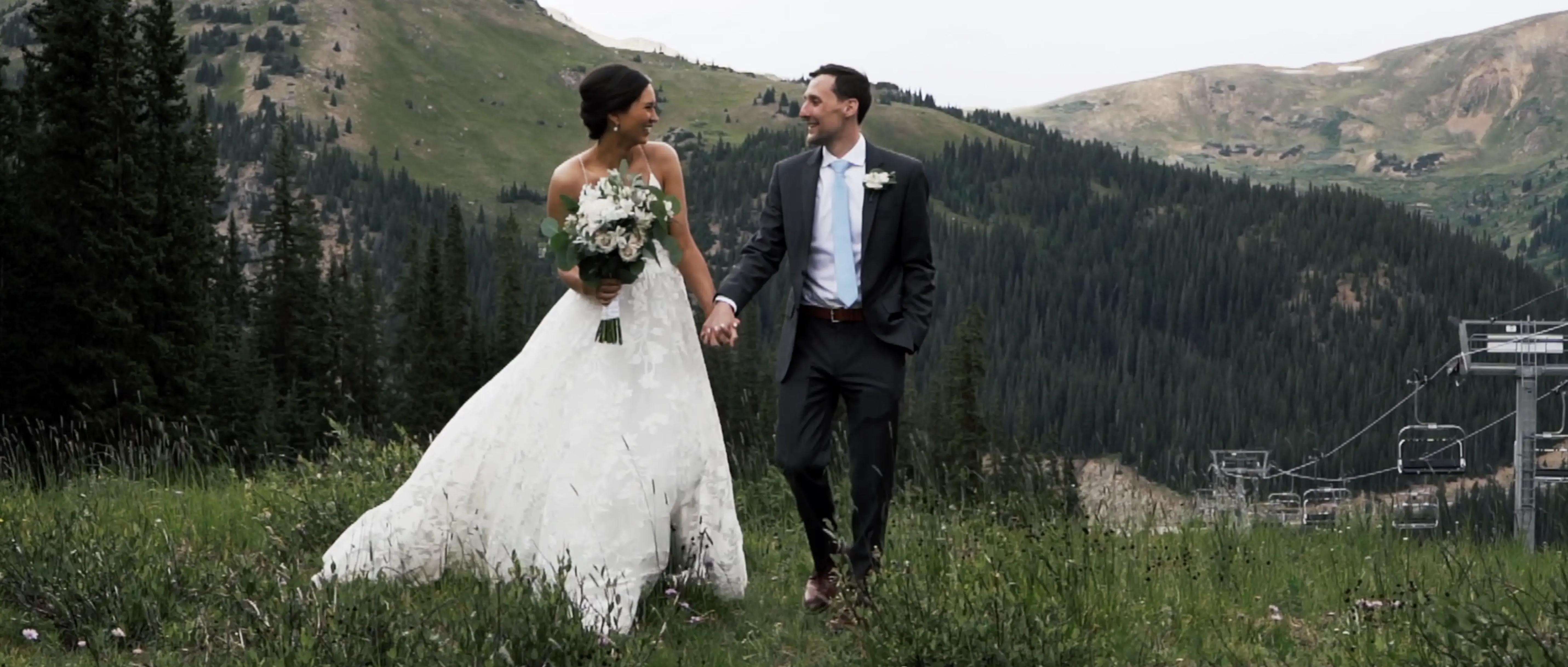 Christine + Patrick | Keystone, Colorado | Black Mountain Lodge