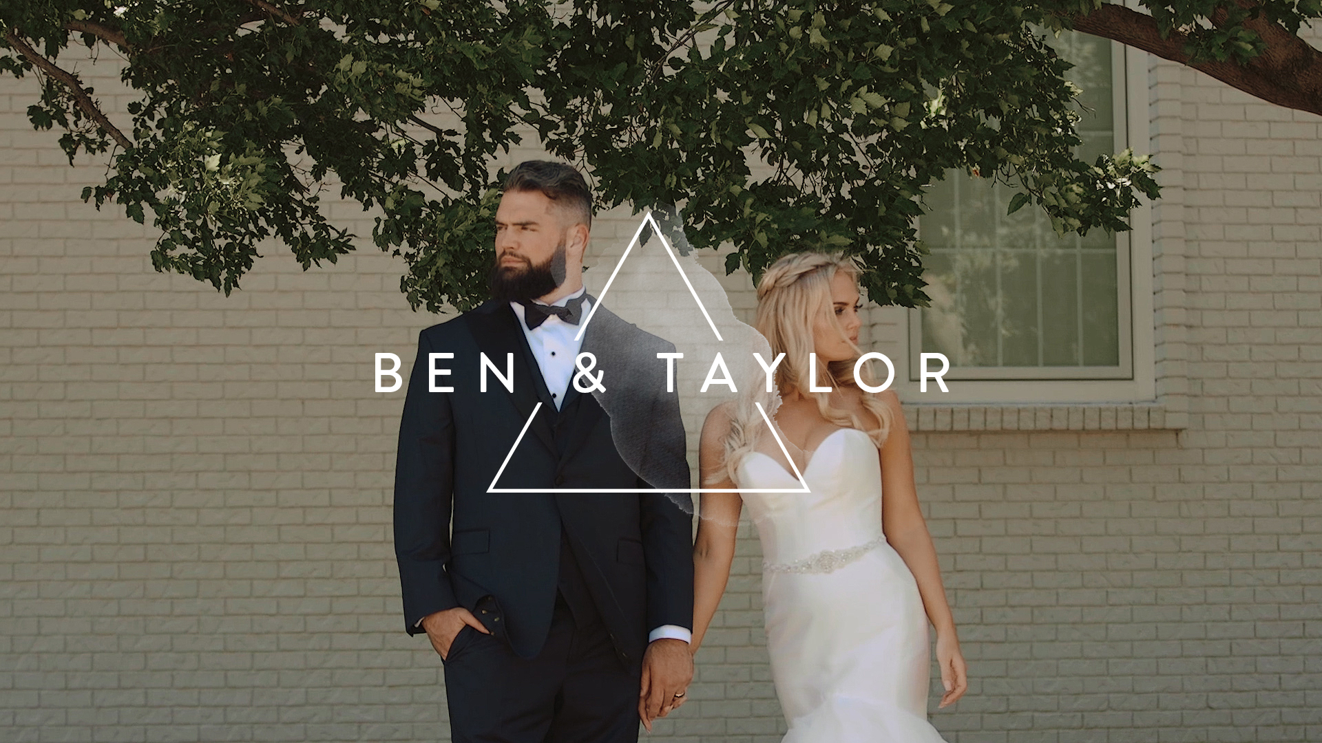 Ben + Taylor | Wichita, Kansas | Distillery 244 Old Town, Wichita