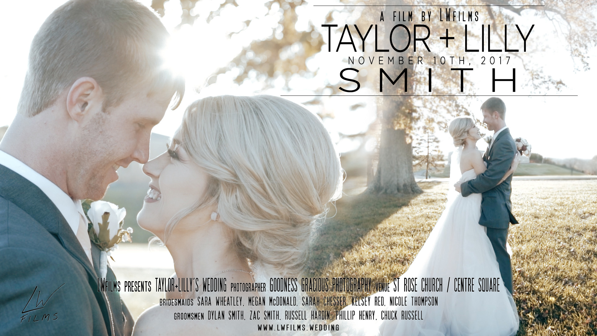 Taylor Smith + Lilly Wheatley | Lebanon, Kentucky | Centre Square