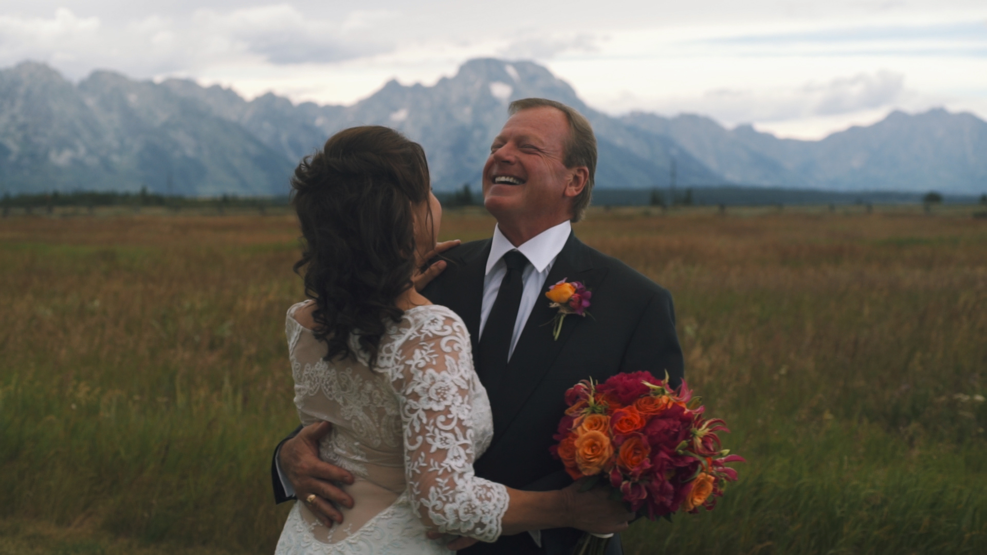 Laurie + Greg | Jackson, Wyoming | Lost Creek Ranch
