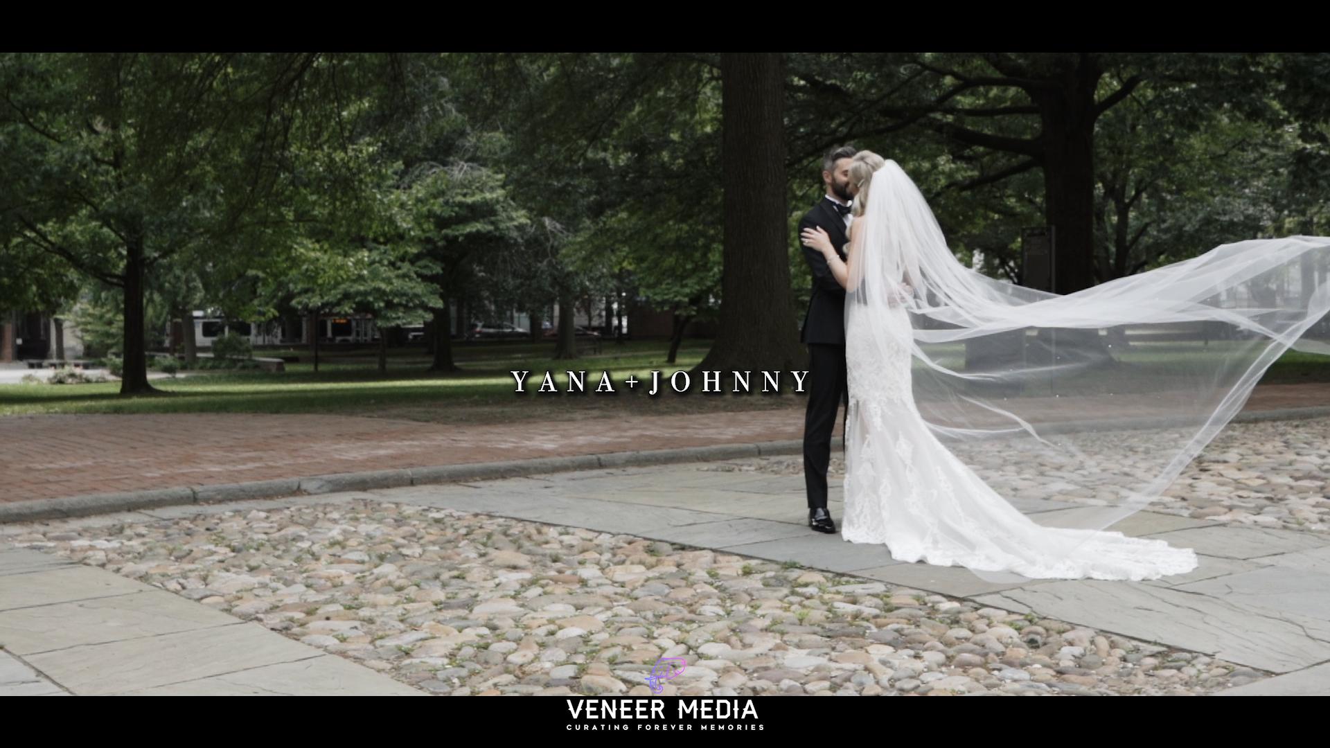 Yana + Johnny | Philadelphia, Pennsylvania | Union Trust