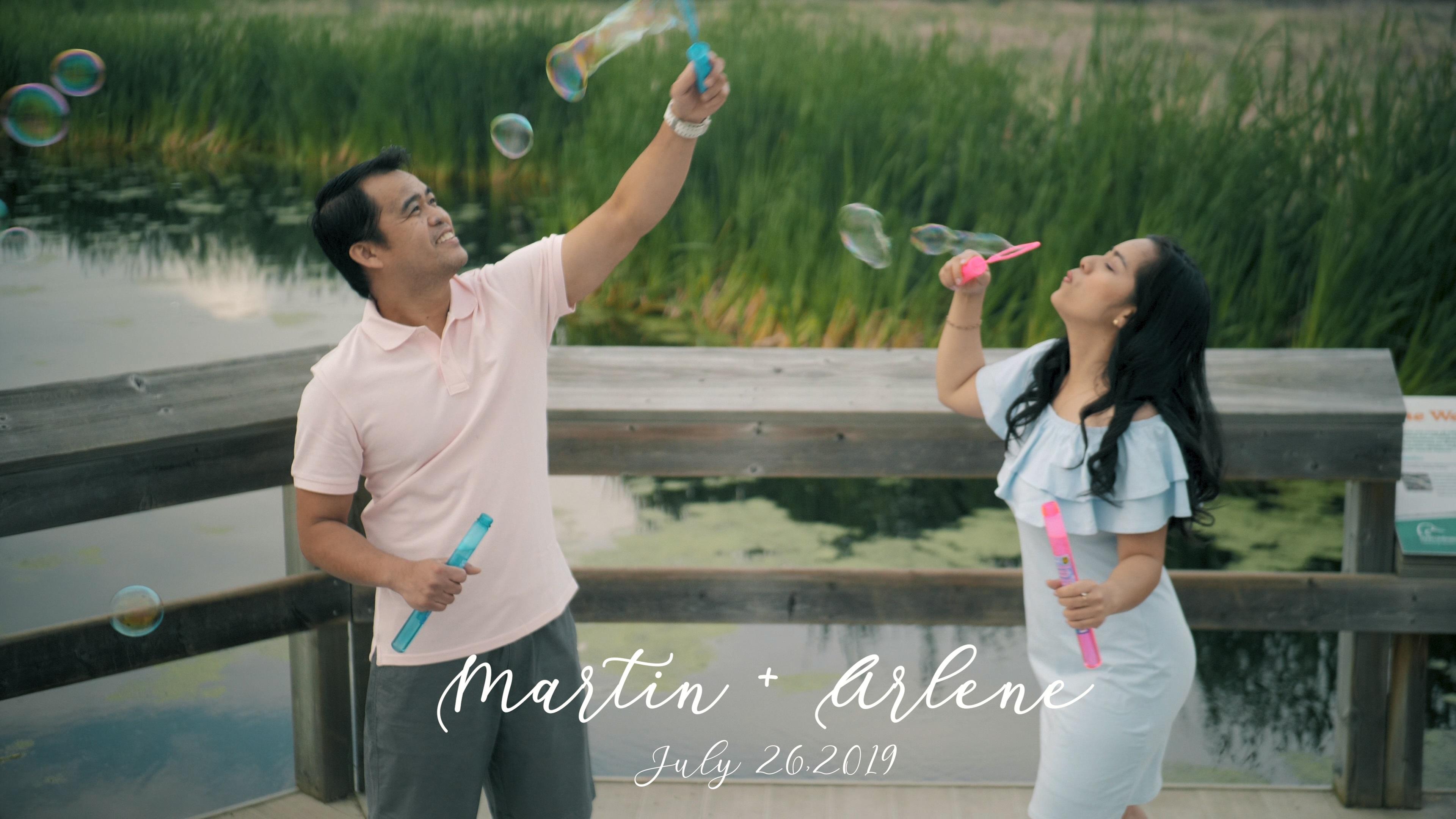 Martin + Arlene | Edmonton, Canada | Event Hall