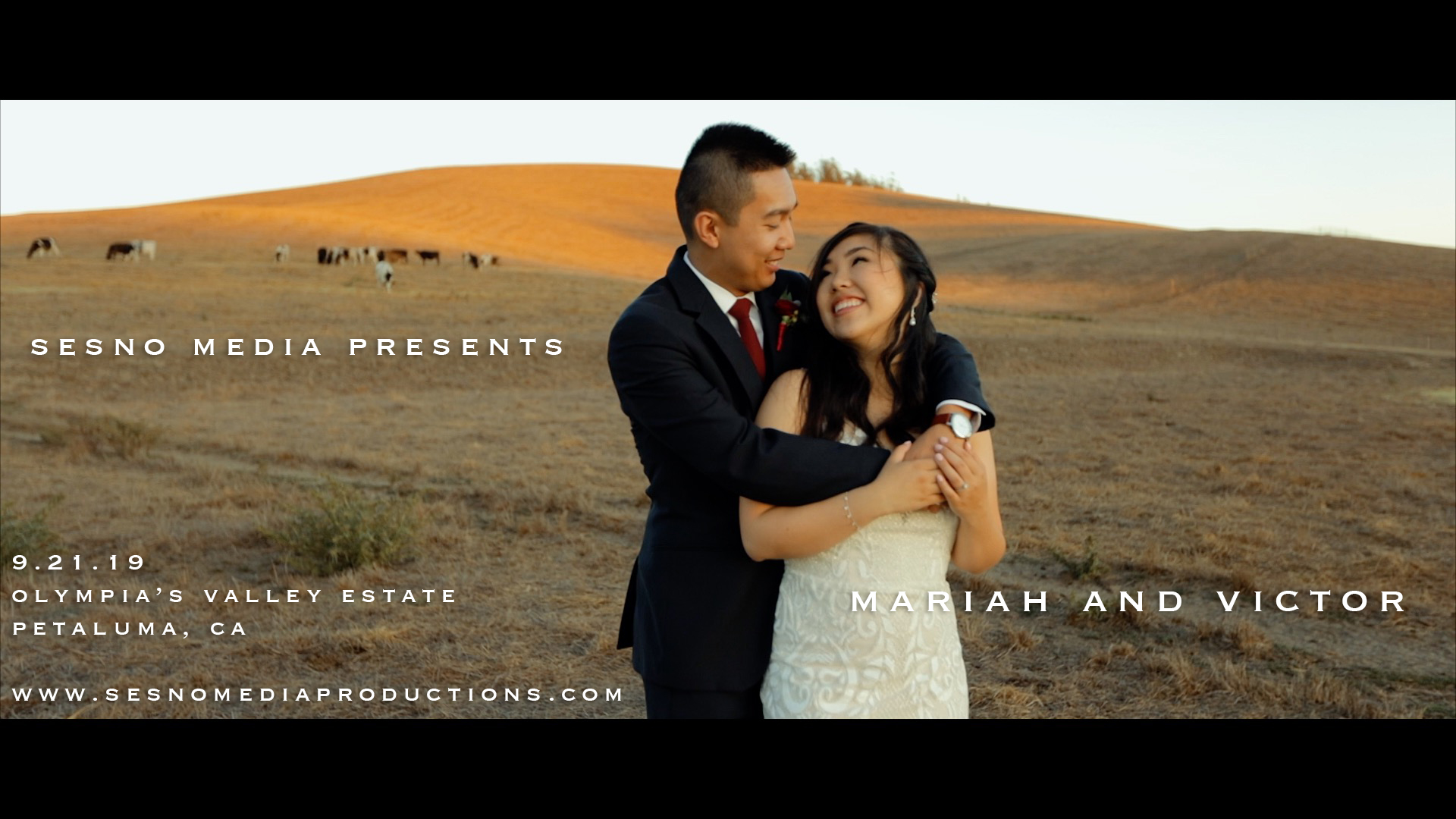 Mariah + Victor | Petaluma, California | Olympia's Valley Estate