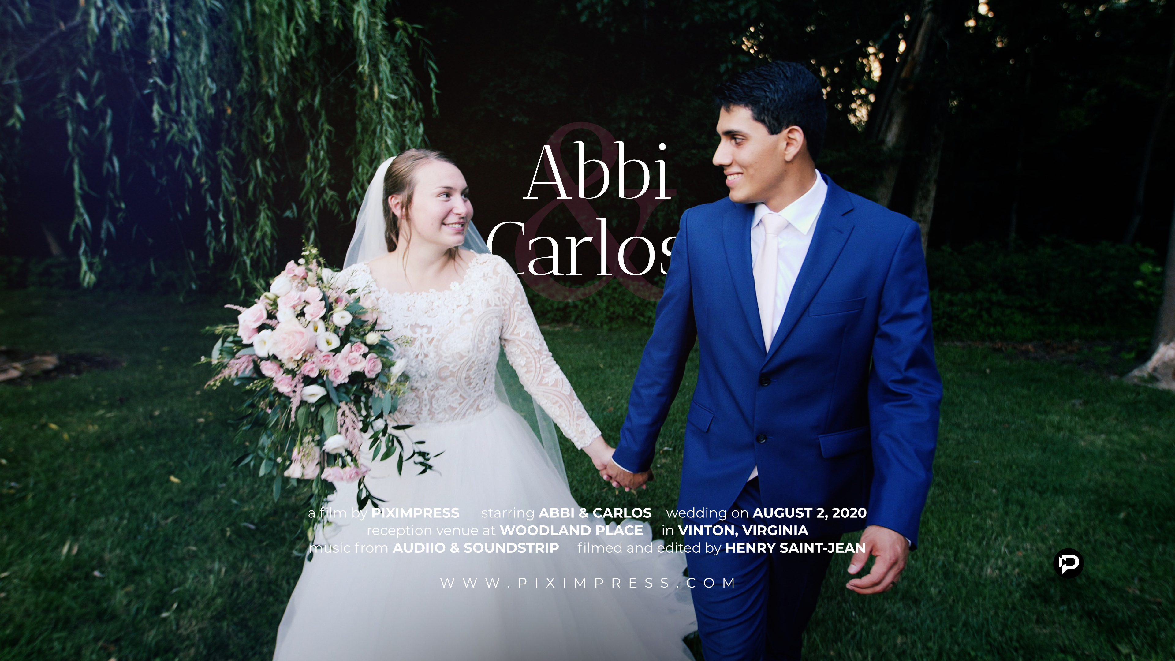 Abbi + Carlos | Vinton, Virginia | Woodland Place
