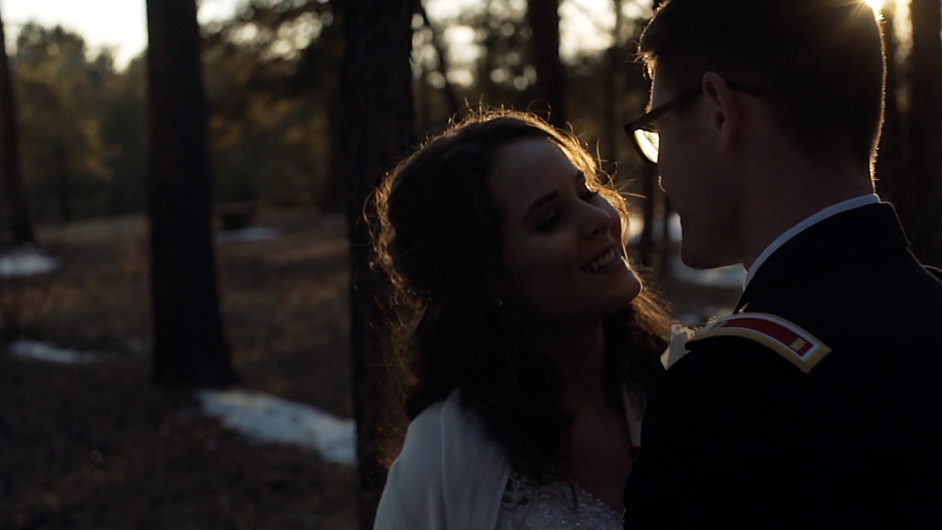Brooke + Anthony | Colorado Springs, Colorado | La Foret Conference & Retreat