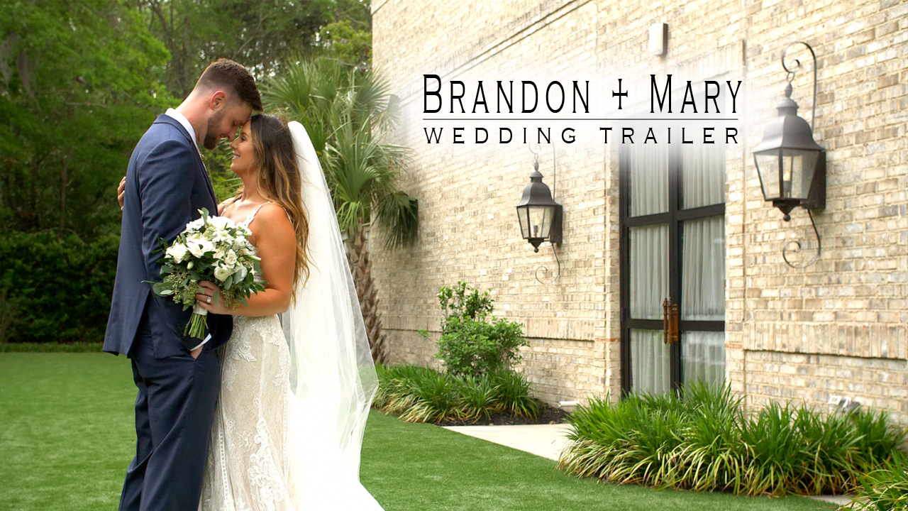 Brandon + Mary   Wilmington, North Carolina   Wrightsville Manor