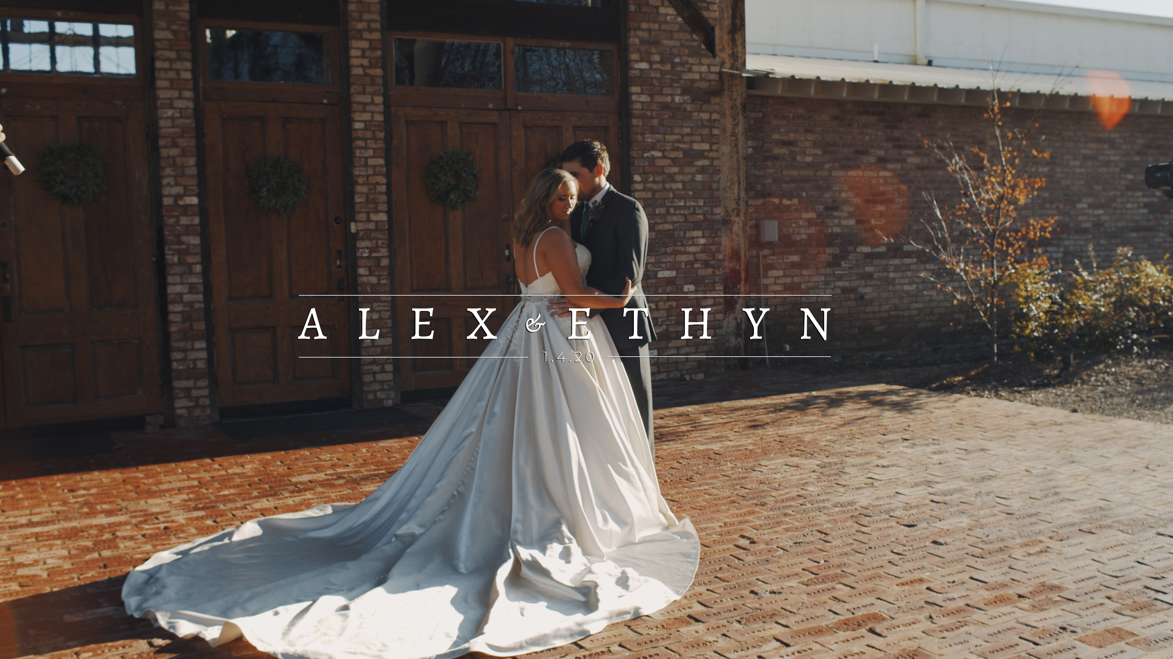 Alex + Ethyn | Oxford, Mississippi | The Jefferson Oxford