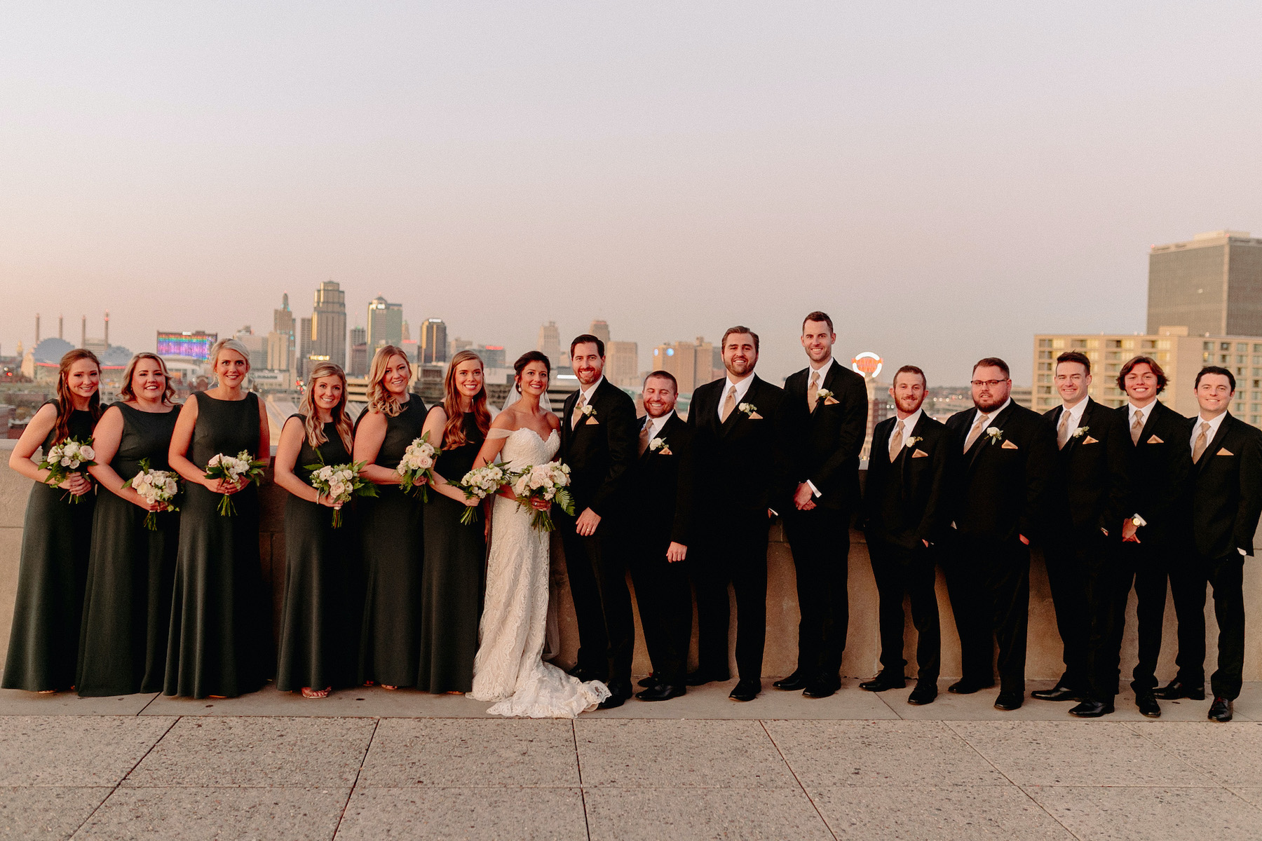 Kelsey + James | Kansas City, Missouri | TheKansas City Club