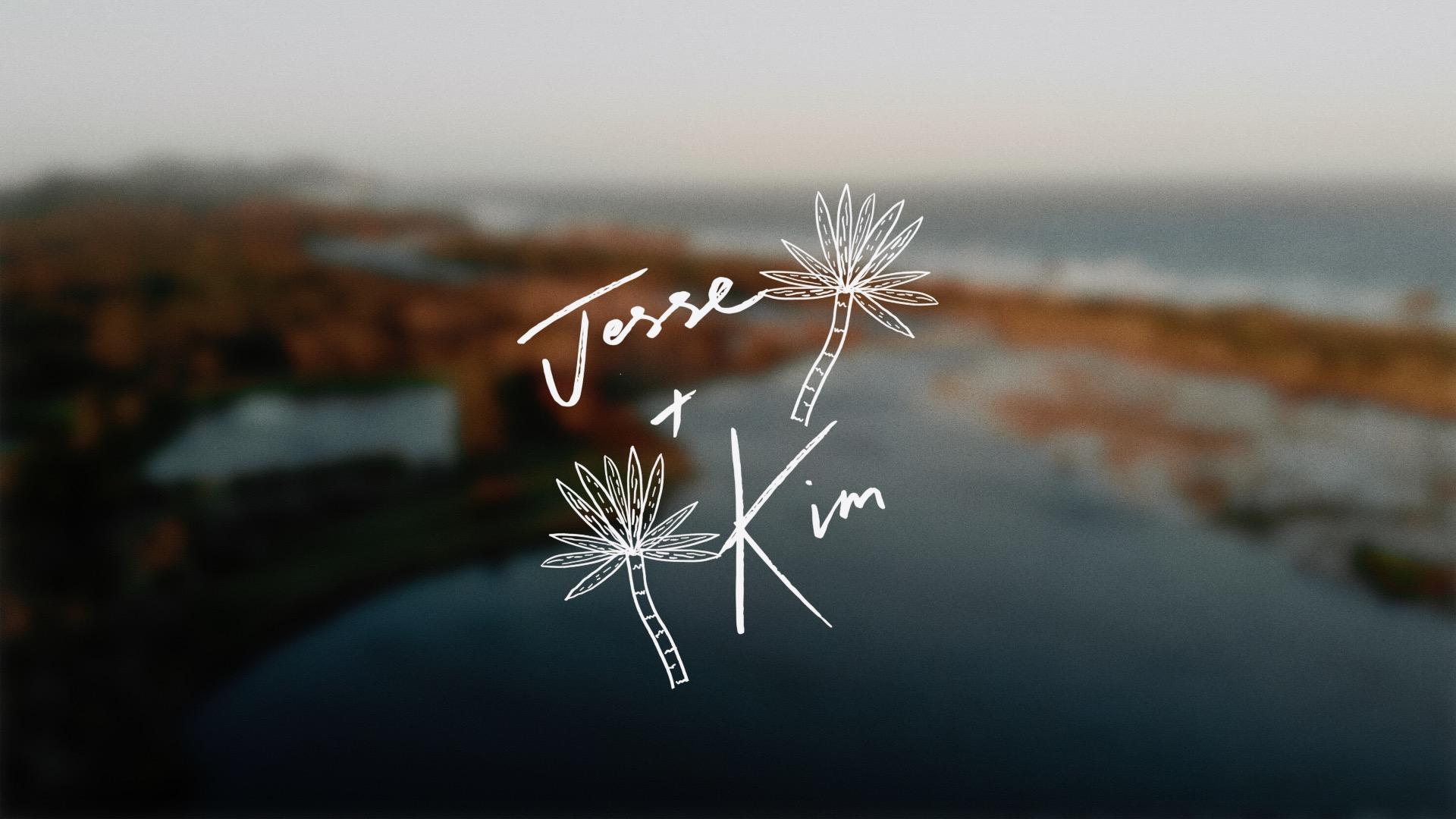 Kim + Jesse | Byron Bay, Australia | Figtree house