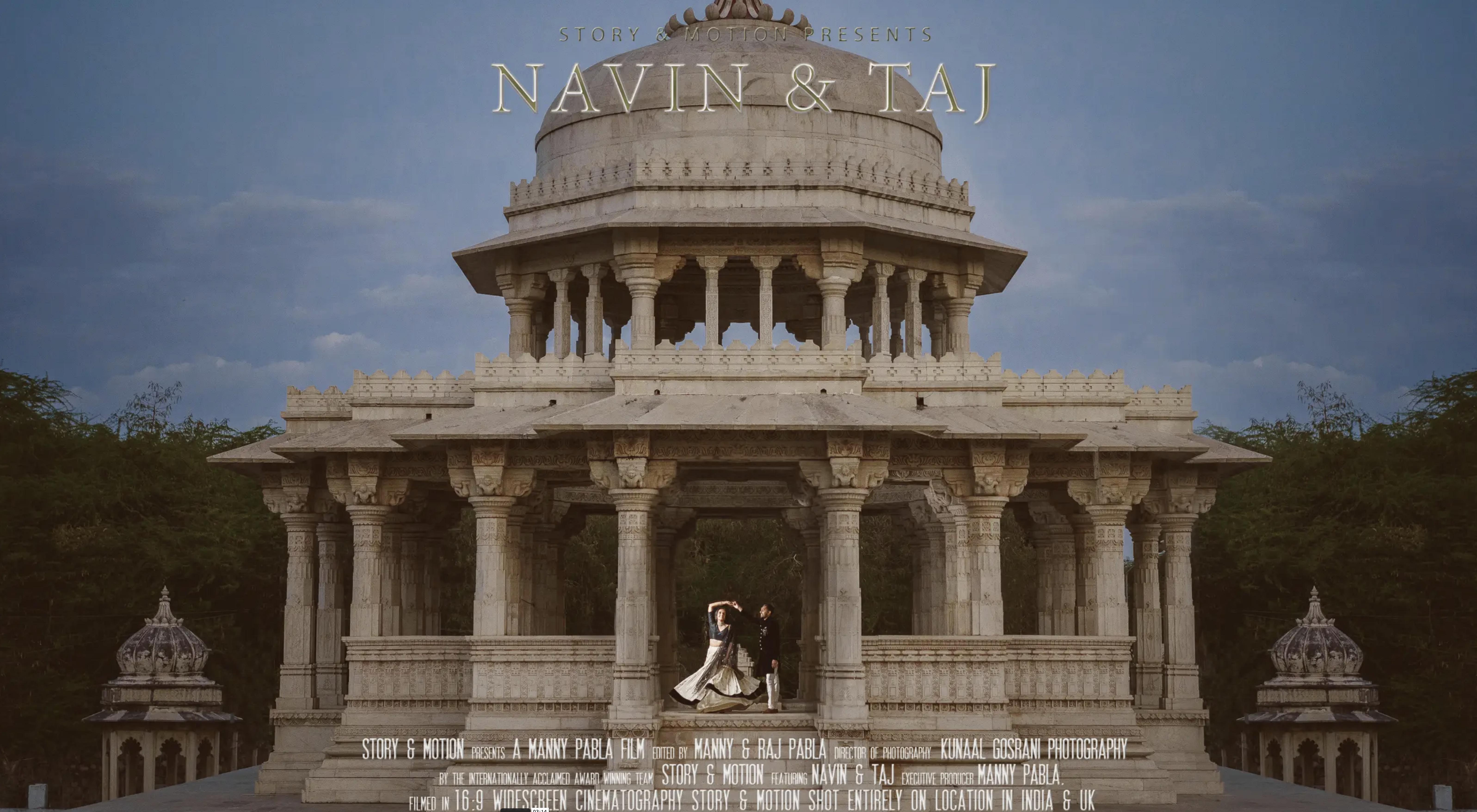 Navin + Taj | London, United Kingdom | Sofitel T5