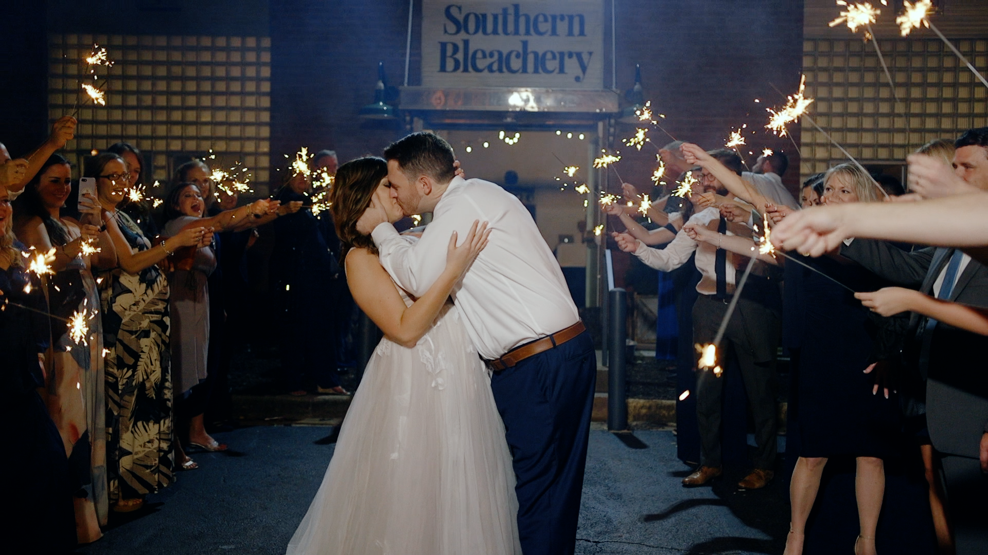 Amanda + Jonathan | Taylors, South Carolina | The Southern Bleachery