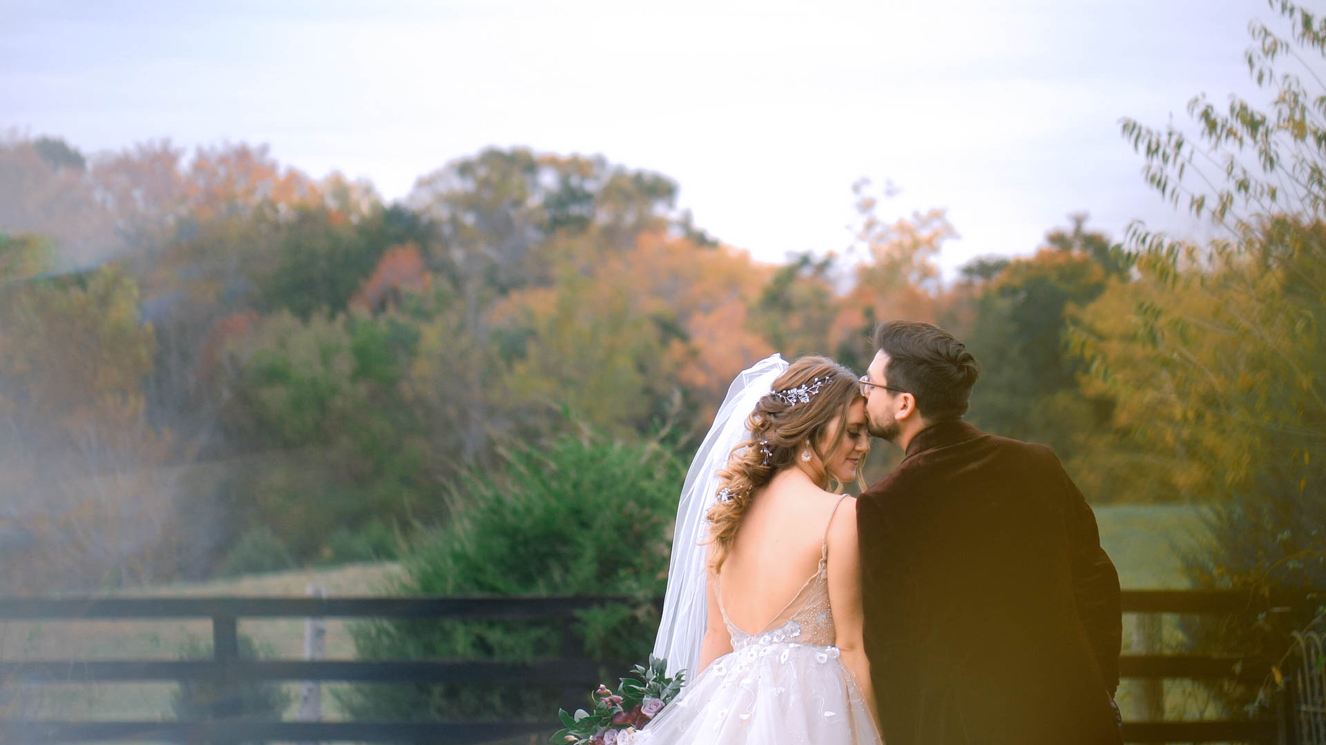 Allie + Andrew | Reva, Virginia | Walden Hall