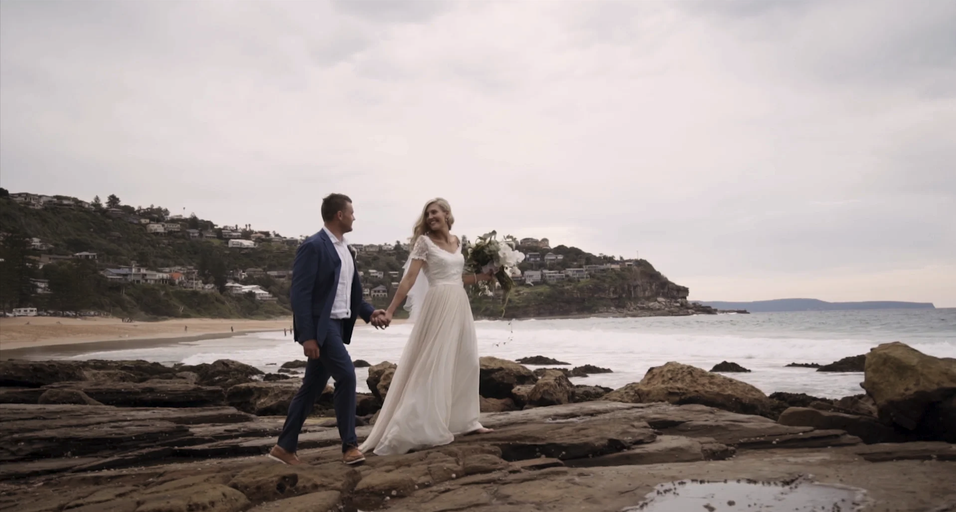 Alicia + Mick | Palm Beach, Australia | Snapperman Beach Reserve