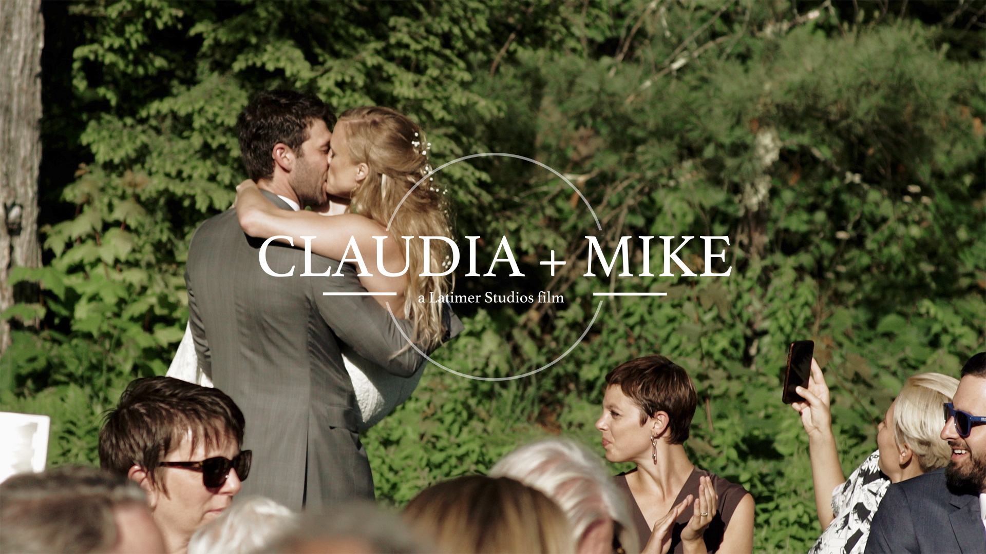 Claudia + Michael | Casco, Maine | Migis Lodge