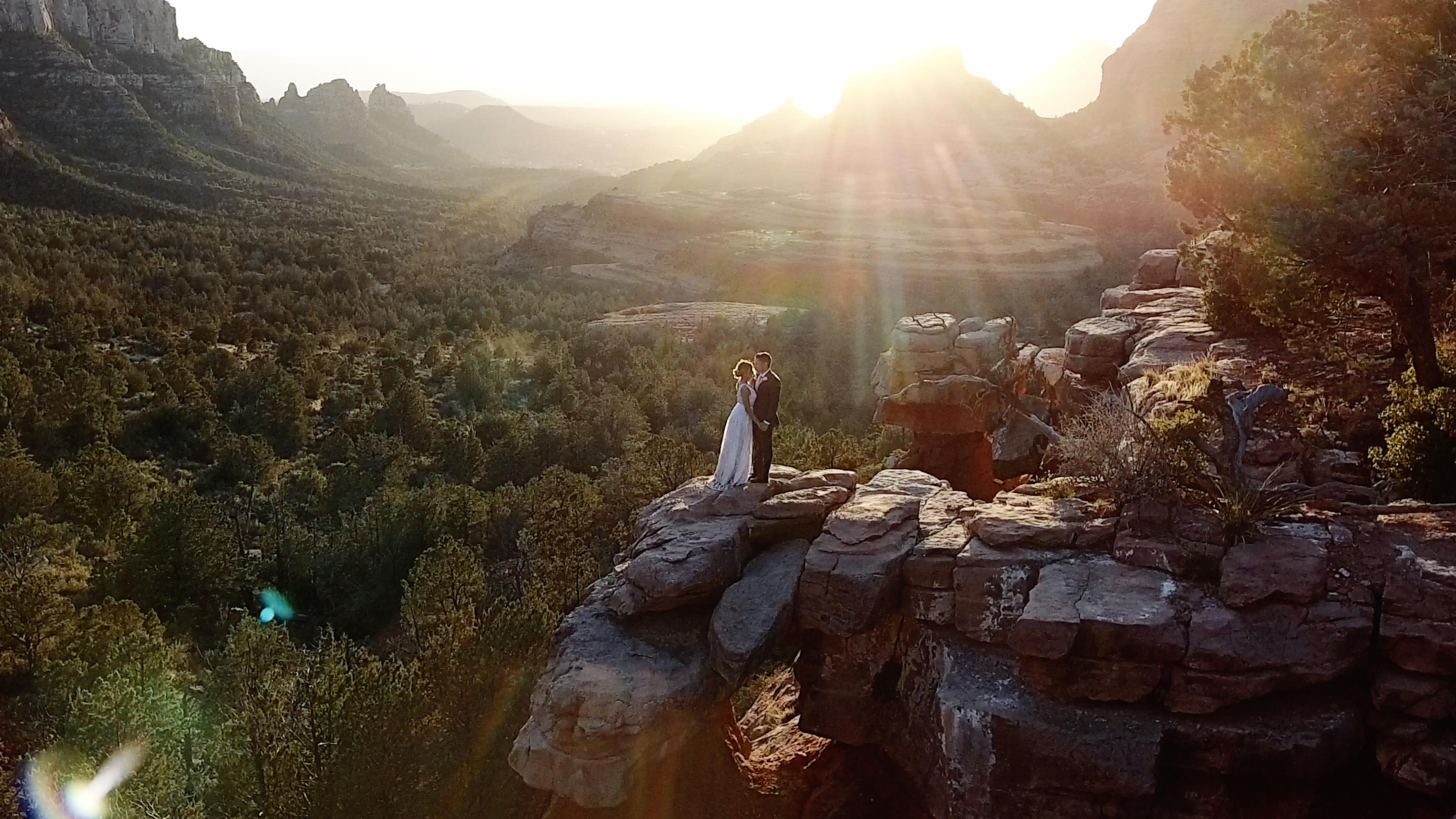Jenny  + Eric | Sedona, Arizona