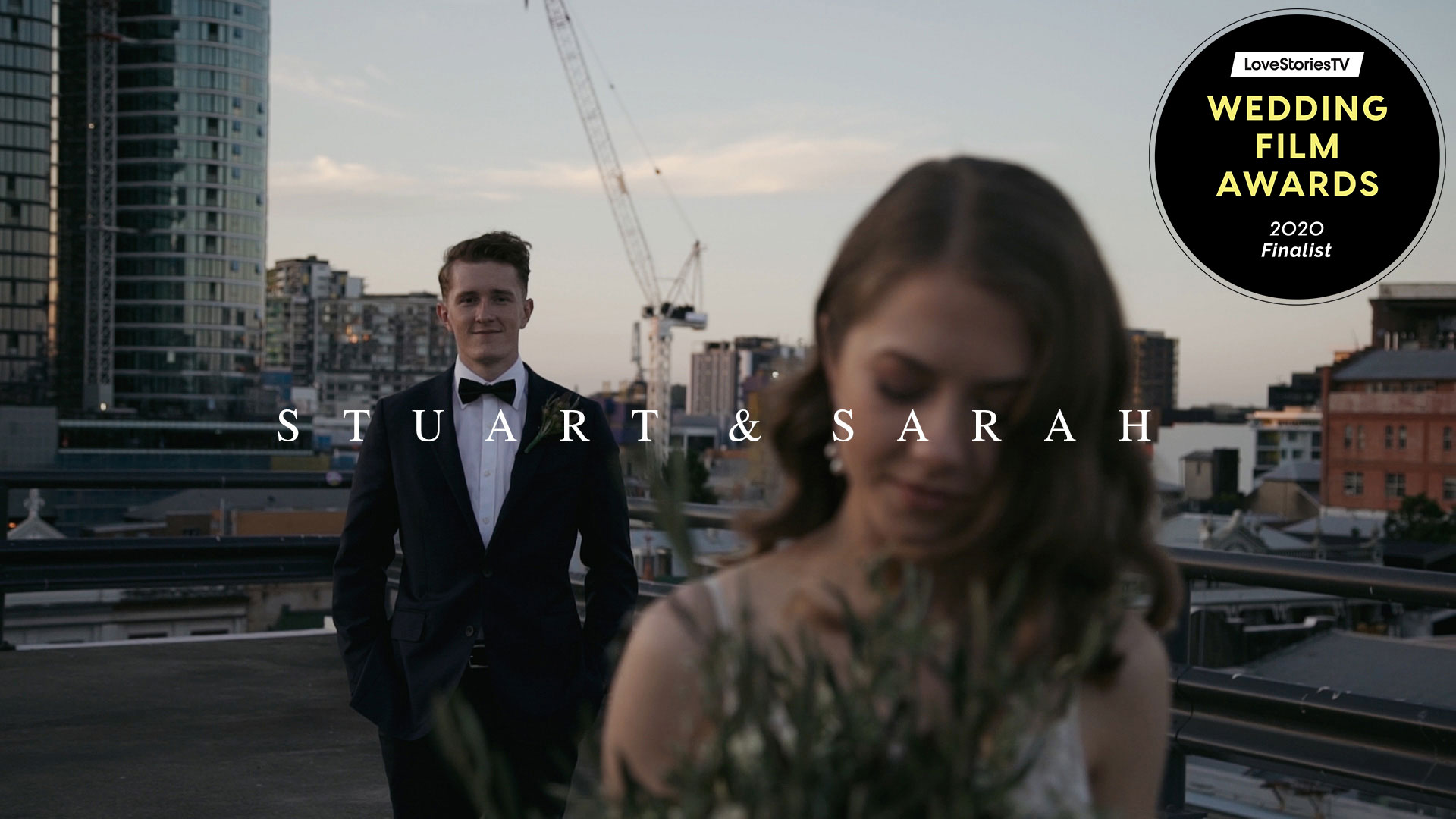 Stuart + Sarah | Fortitude Valley, Australia | High Church