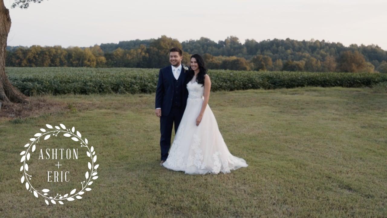Ashton + Eric | Lincolnton, North Carolina | Cline Farm