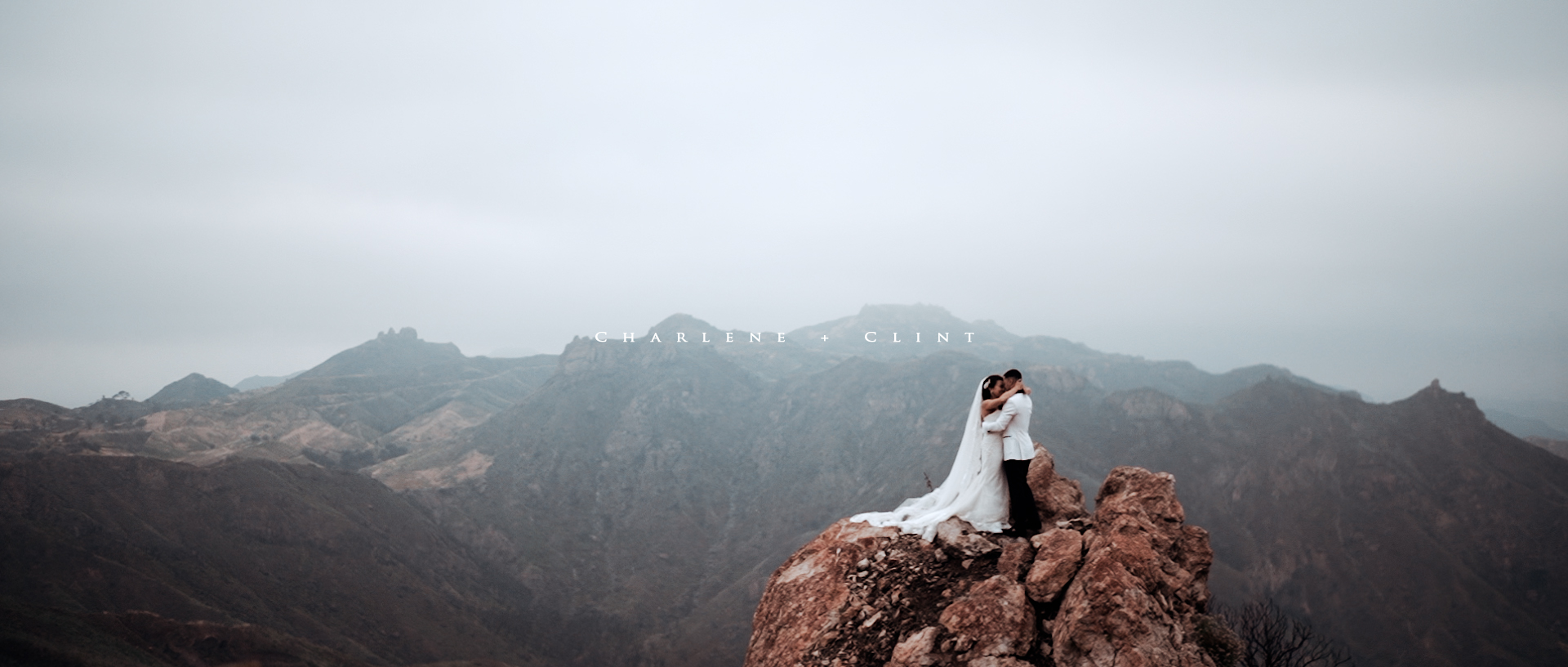 Charlene + Clint | Malibu, California | Malibu Rocky Oaks
