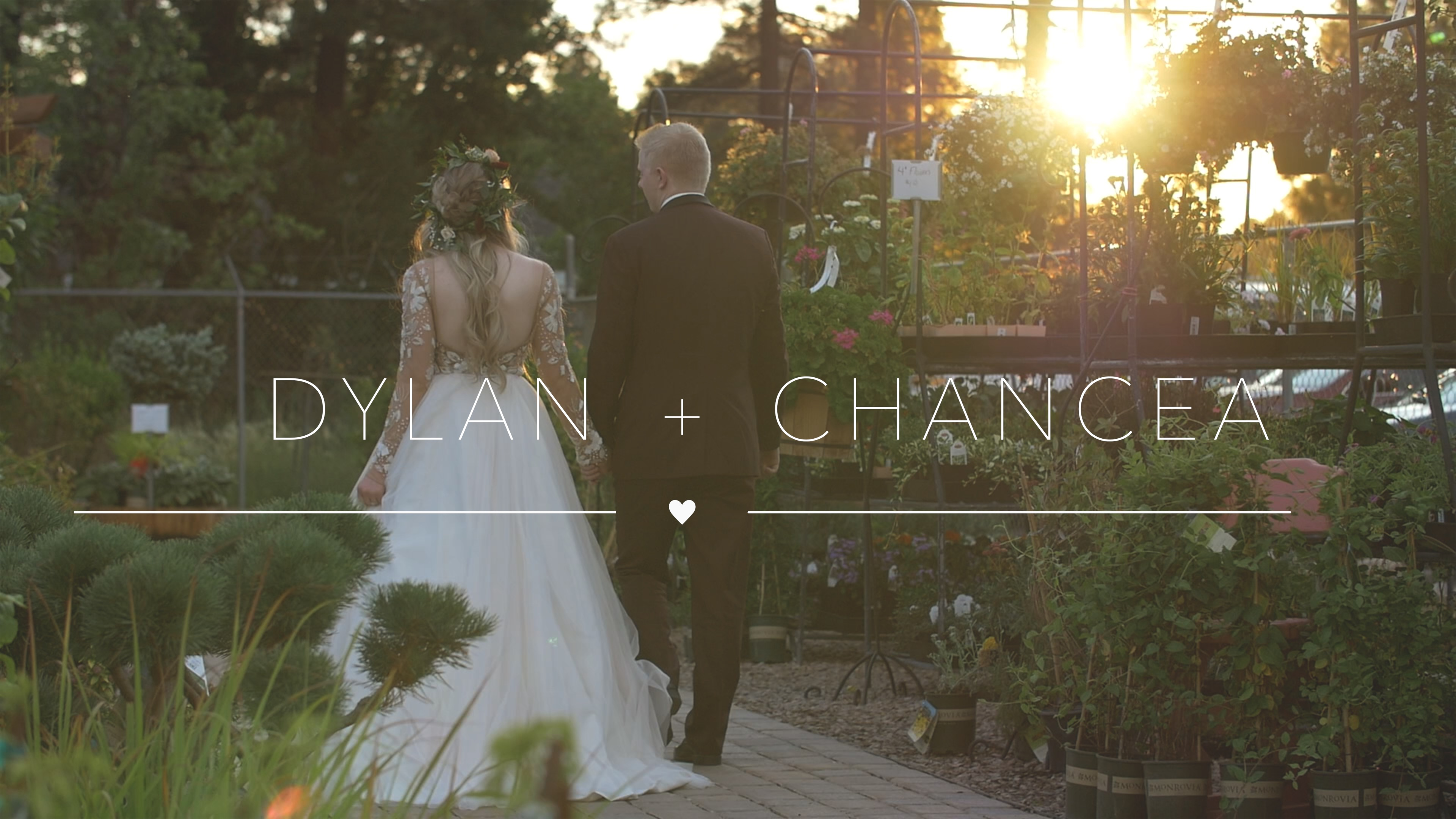 Dylan + Chancea | Show Low, Arizona | In Bloom